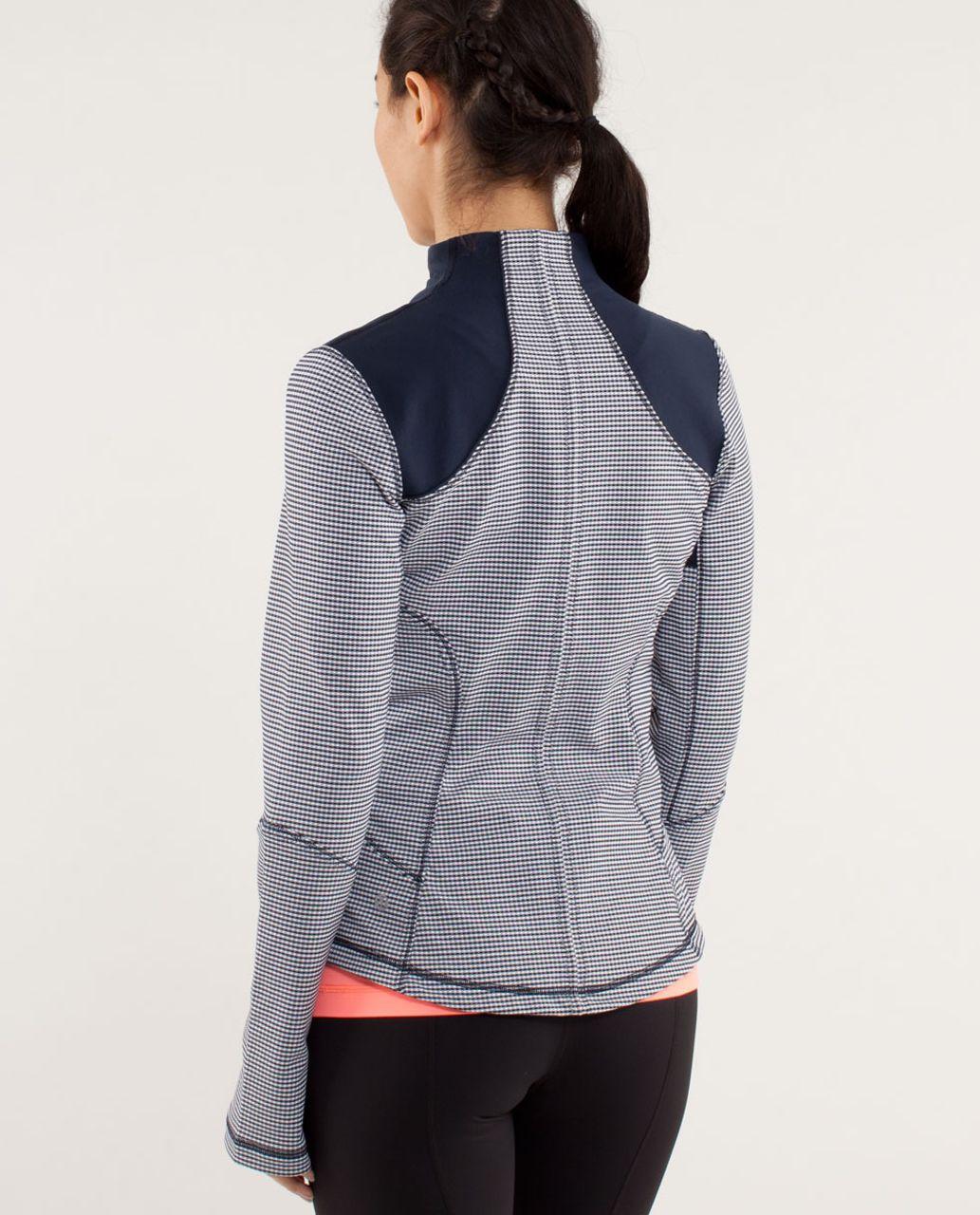 Lululemon Forme Jacket - Inkwell