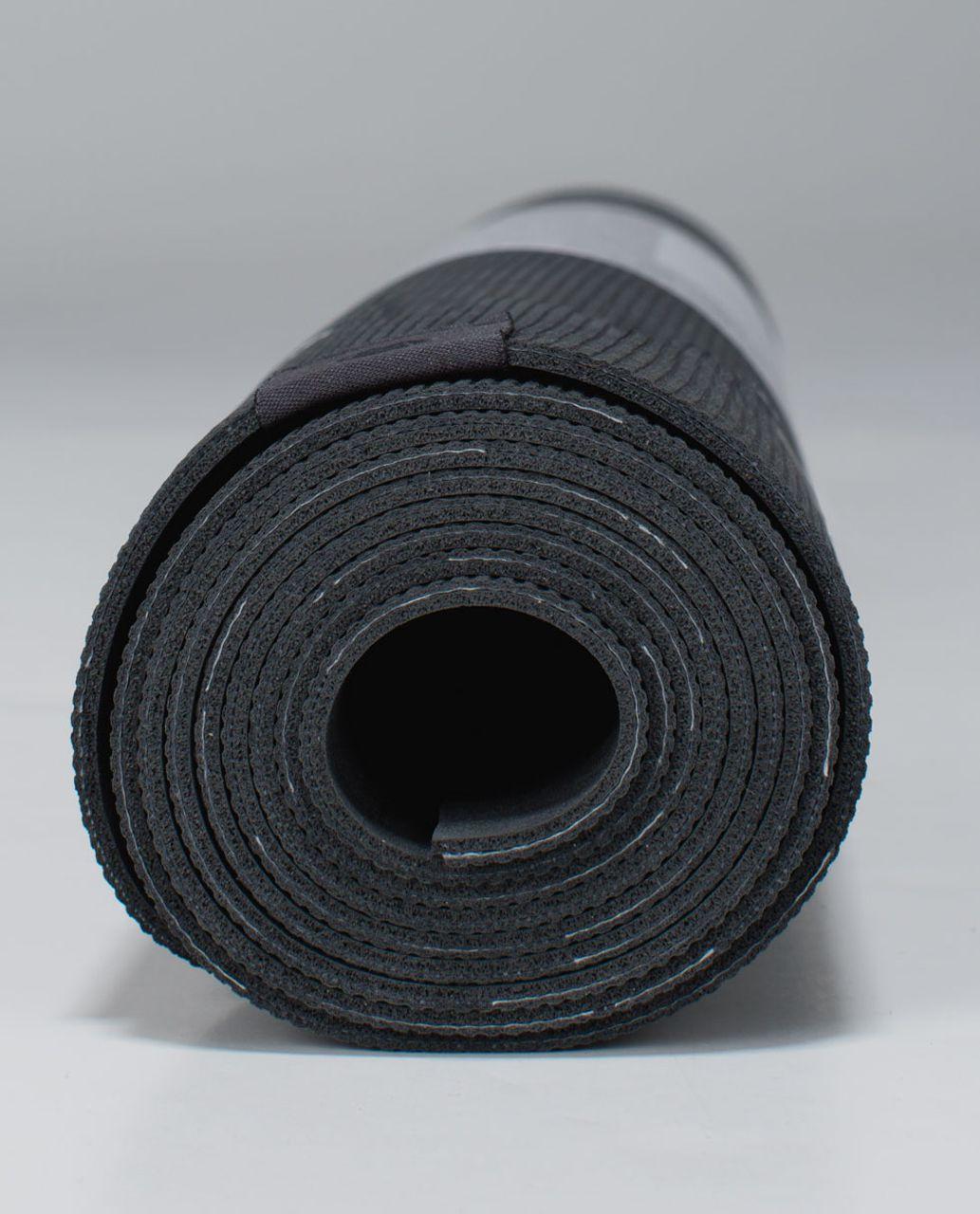 Lululemon The Pure Mat 3mm - Deep Coal