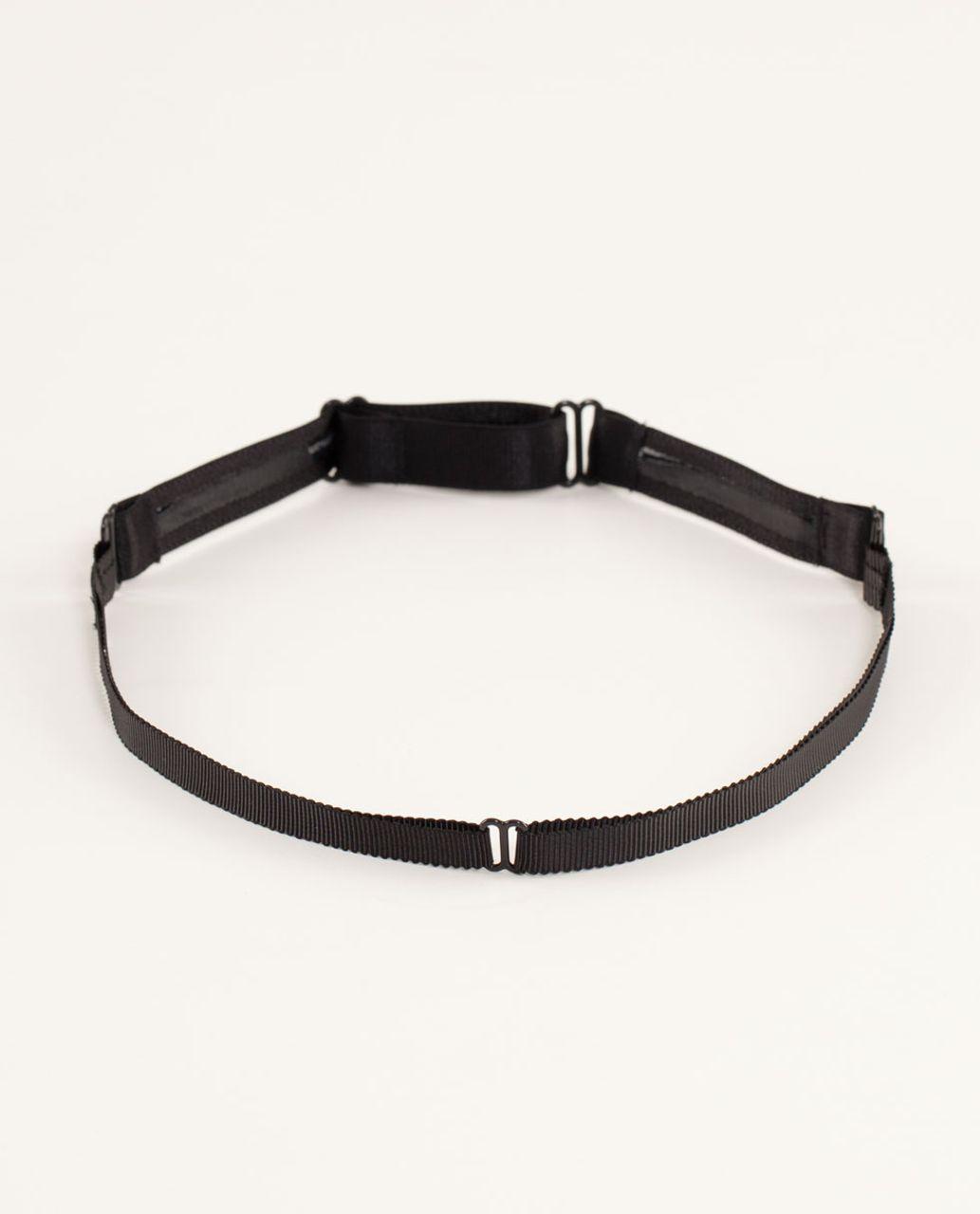 Lululemon Blissful Headband - Black