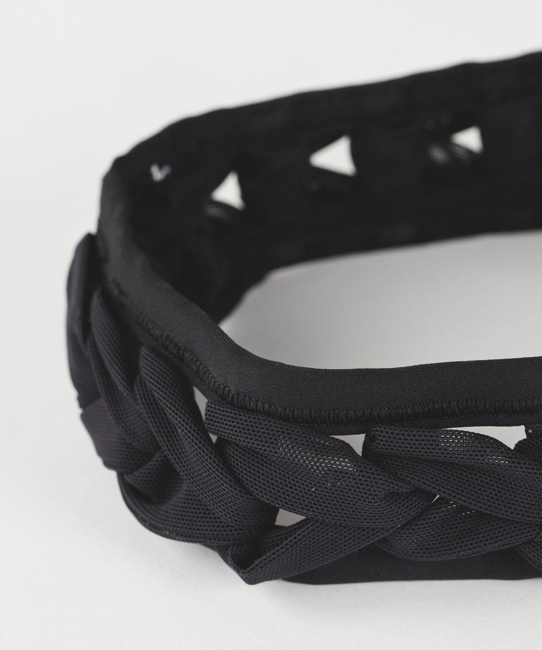Lululemon Best Braid Headband - Black