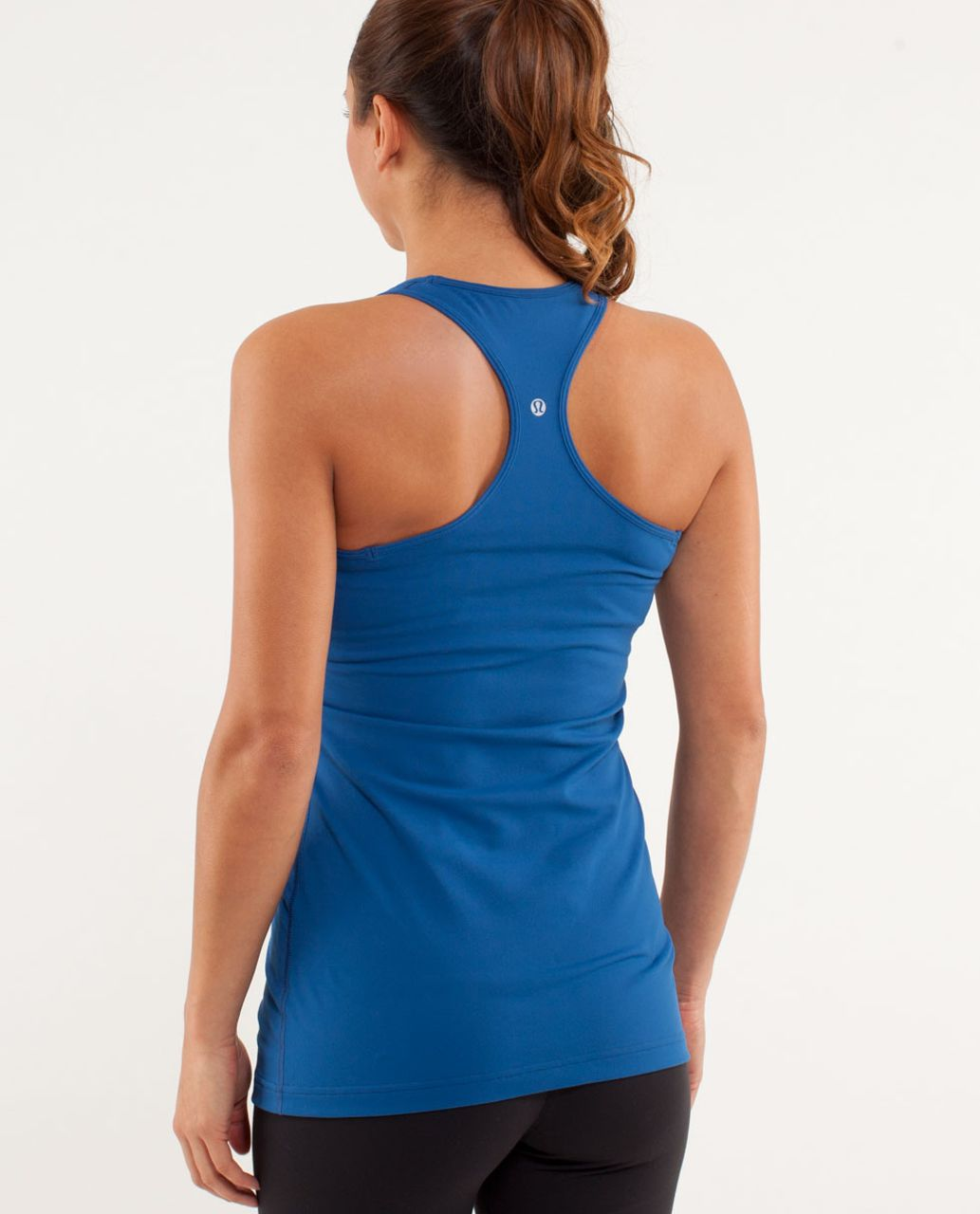 Lululemon Cool Racerback - Limitless Blue