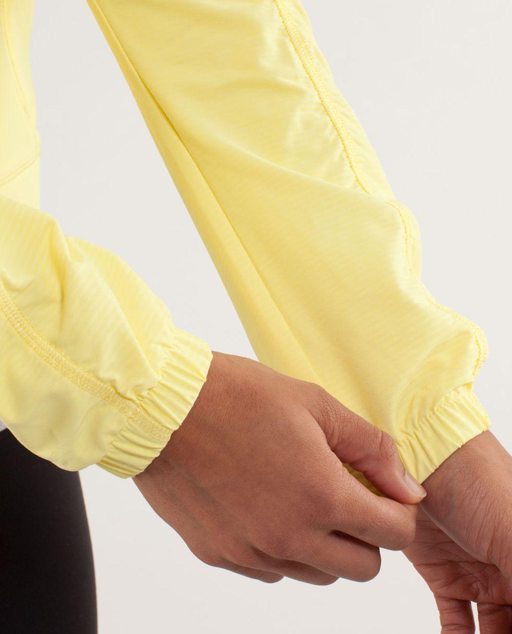 Lululemon Street To Studio Jacket - Mellow Lemon