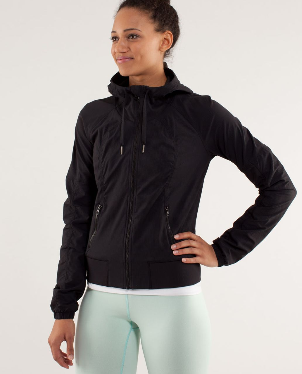 Lululemon Street To Studio Jacket - Black