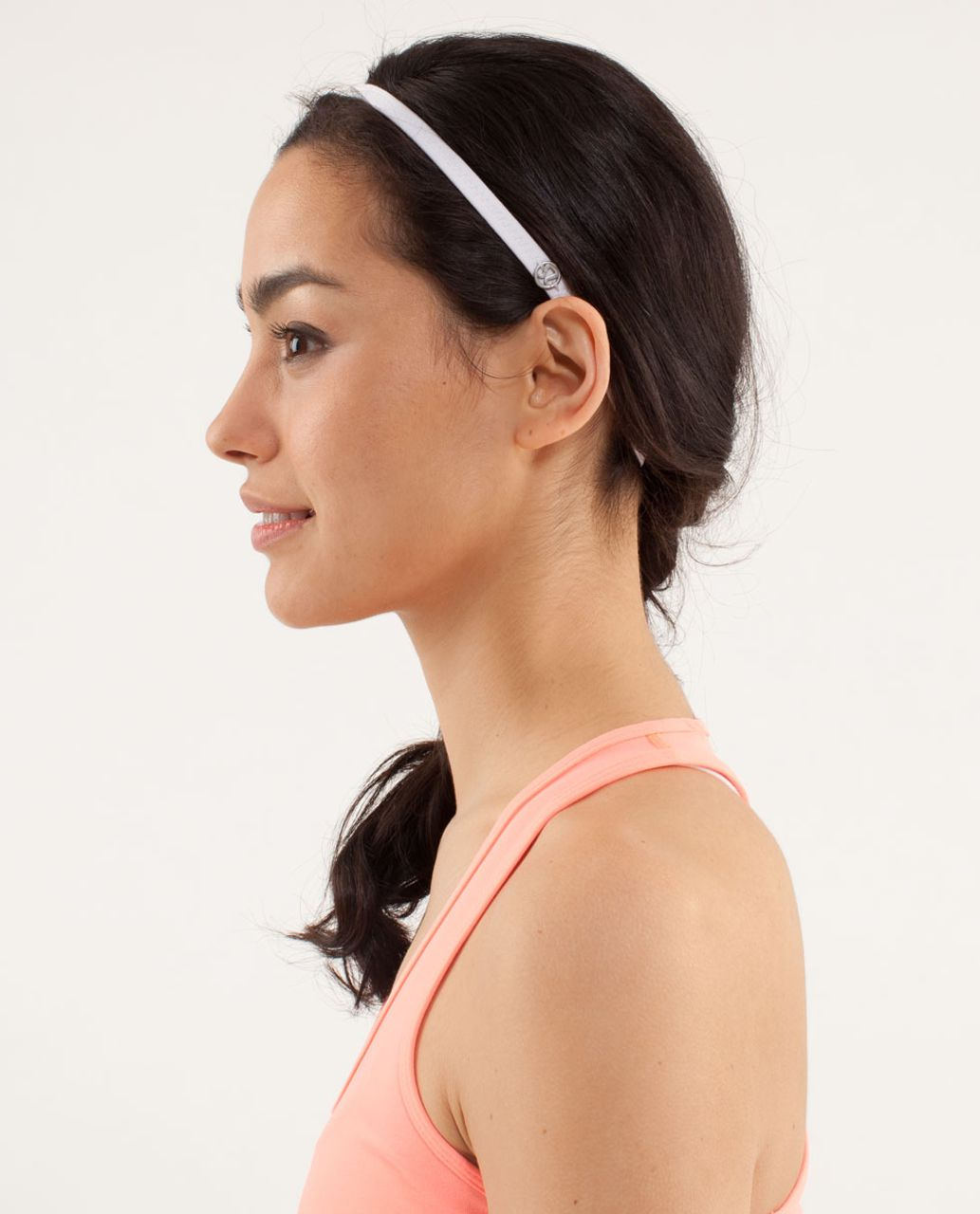Lululemon Strappy Headband - White (First Release)