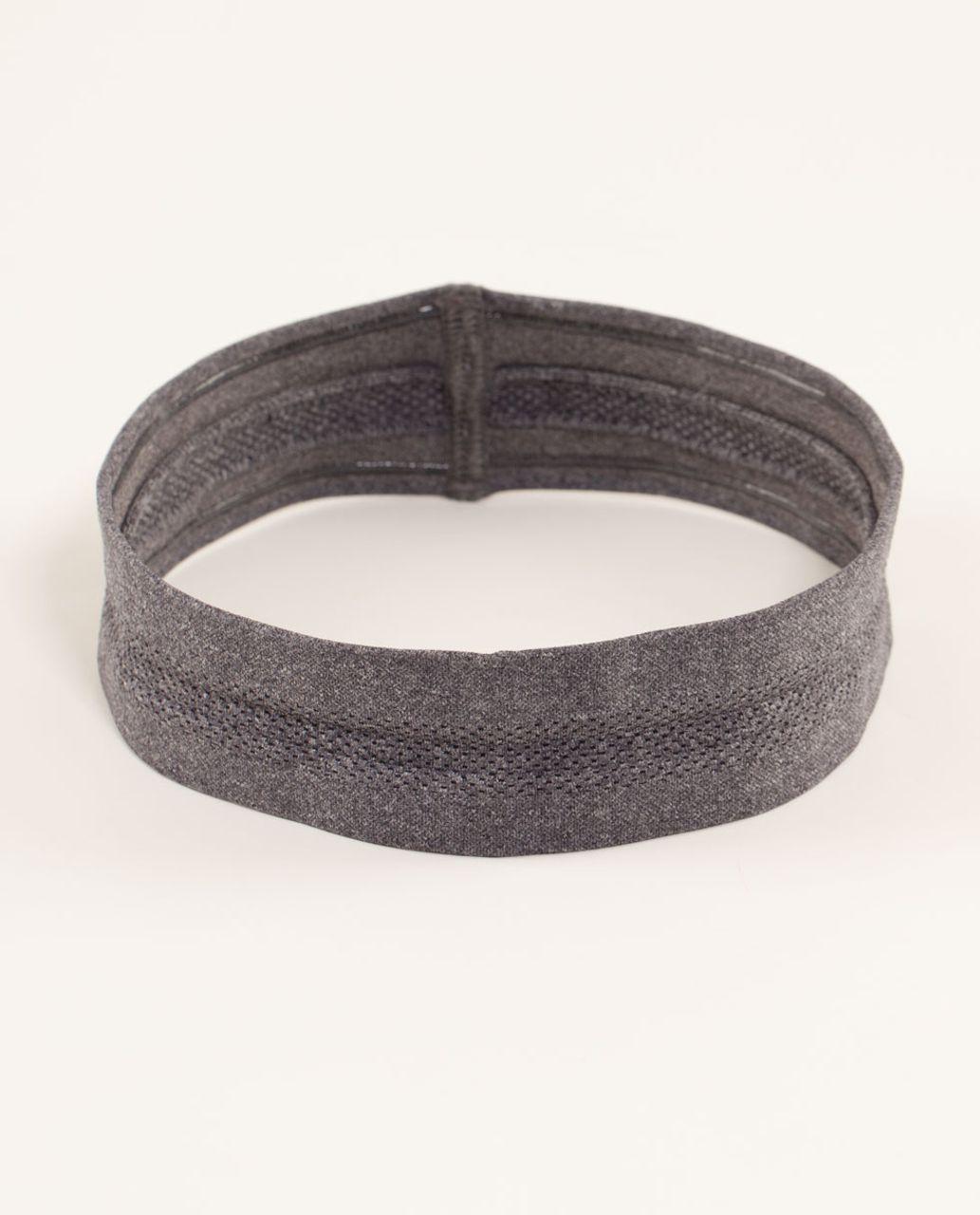 Lululemon Swiftly Headband - Black