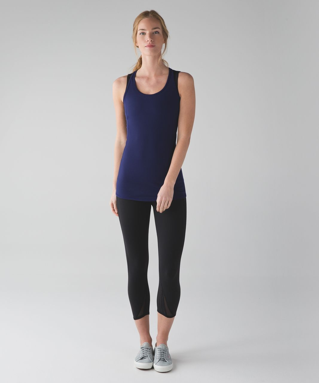 Lululemon Cool Racerback Exhale - Hero Blue
