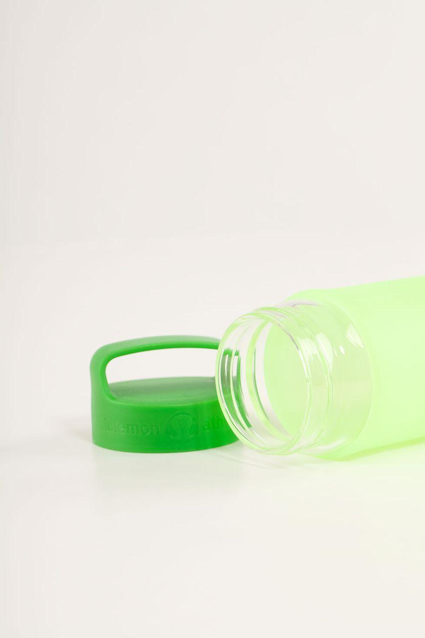 Lululemon Pure Balance Water Bottle - Faded Zap / Frond