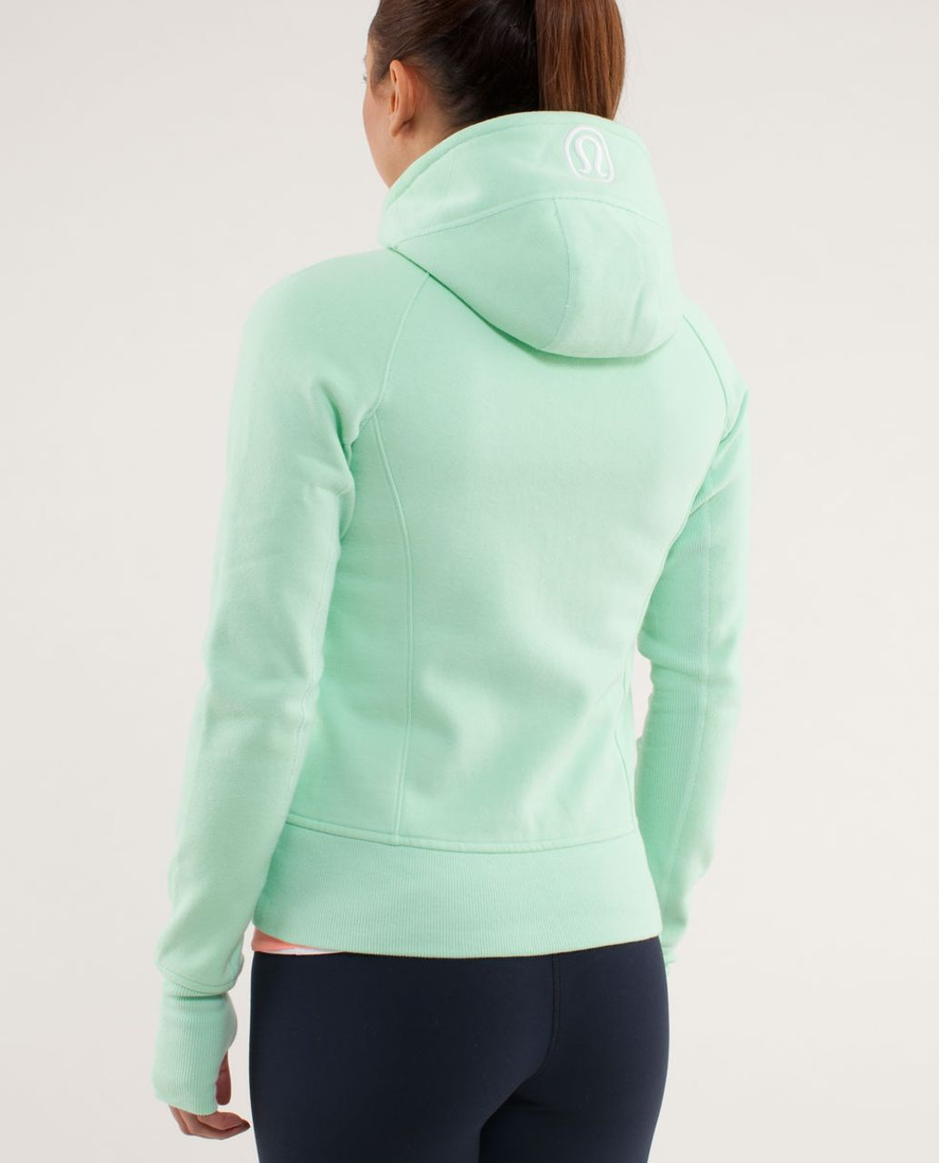 Lululemon Scuba Hoodie *Stretch (Lined Hood) - Fresh Teal