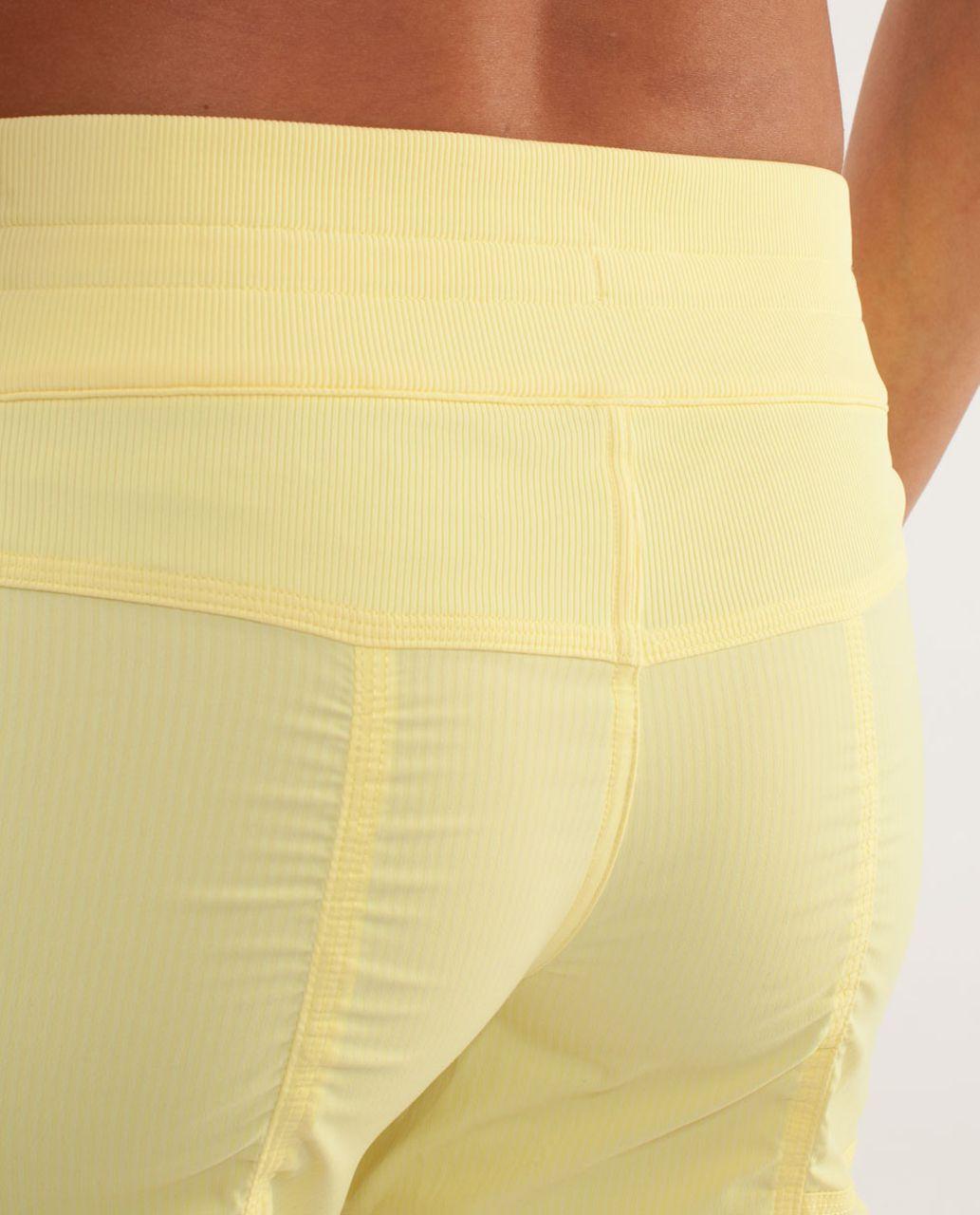 Lululemon Studio Pant II *No Liner - Mellow Lemon