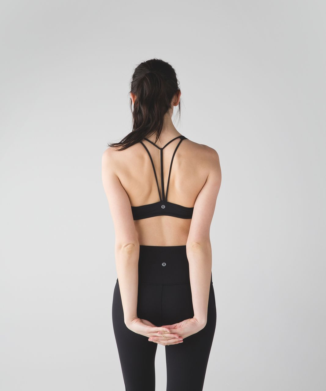 Lululemon Free To Be Bra (Trinity) - Black
