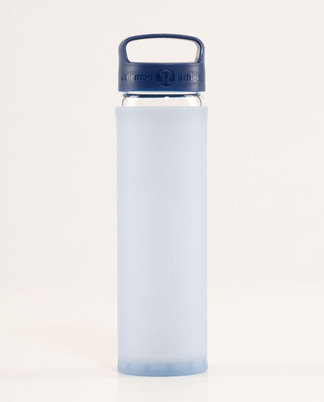 Lululemon Pure Balance Water Bottle - Moonglow / Hampton Blue