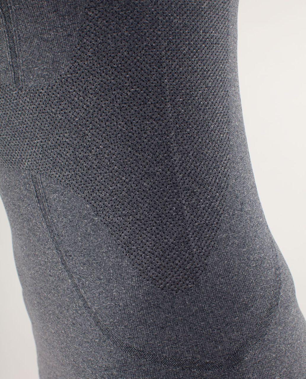 Lululemon Run:  Swiftly Tech Short Sleeve - Inkwell / Black
