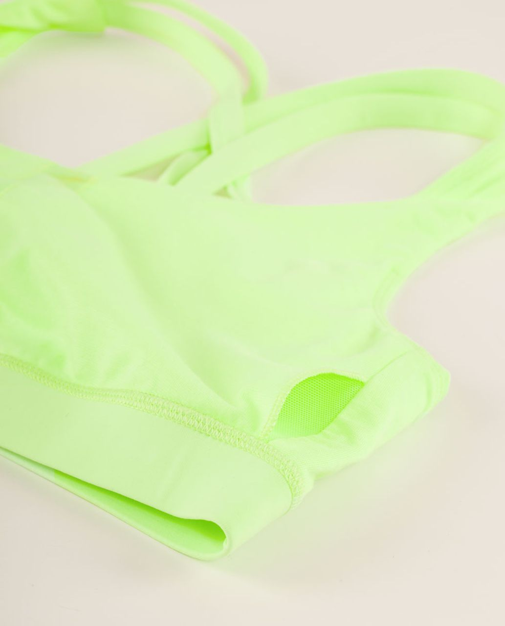 Lululemon Energy Bra - Faded Zap (First Release)