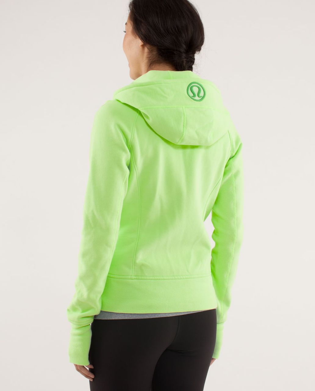 Lululemon Scuba Hoodie *Stretch (Lined Hood) - Faded Zap
