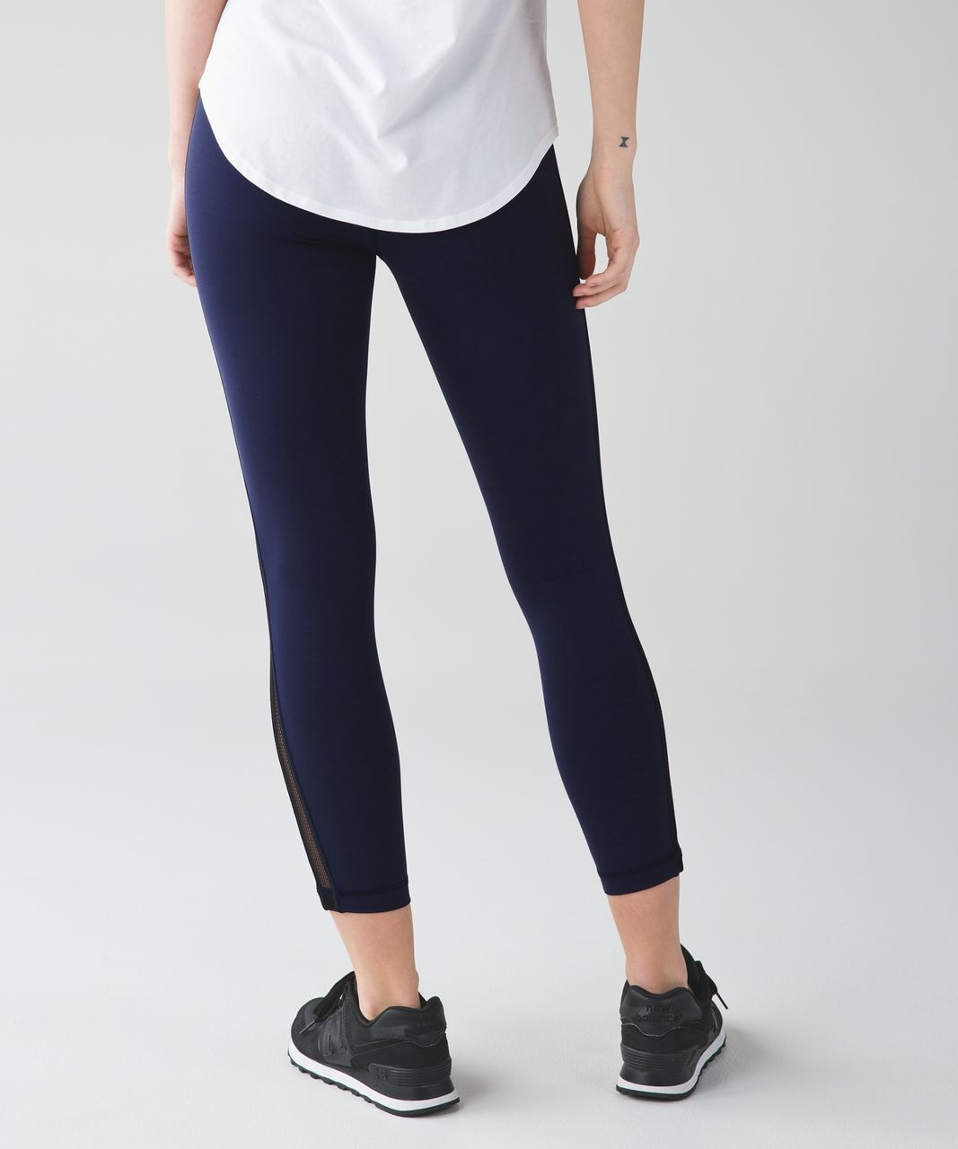 Lululemon High Times Pant (Wing Mesh) *Full-On Luxtreme - Deep Navy