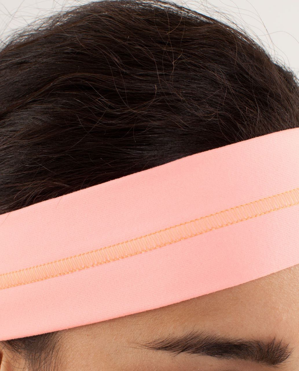 Lululemon Fly Away Tamer Headband - Bleached Coral (First Release)