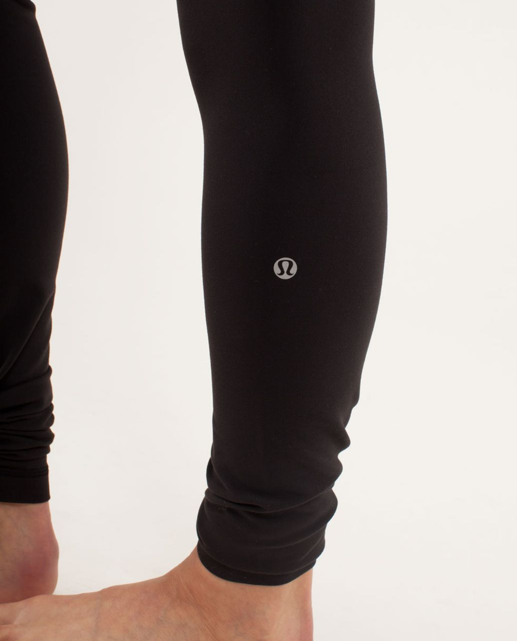 Lululemon Wunder Under Pant - Black / Quilt Spring13 11