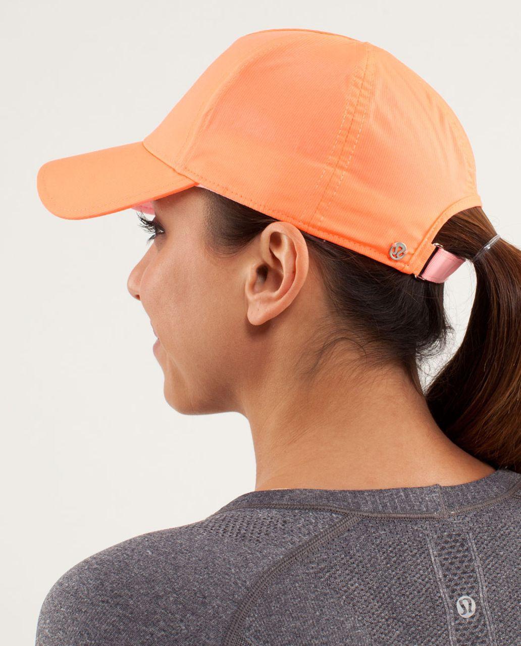 Lululemon Classy Cap - Pop Orange