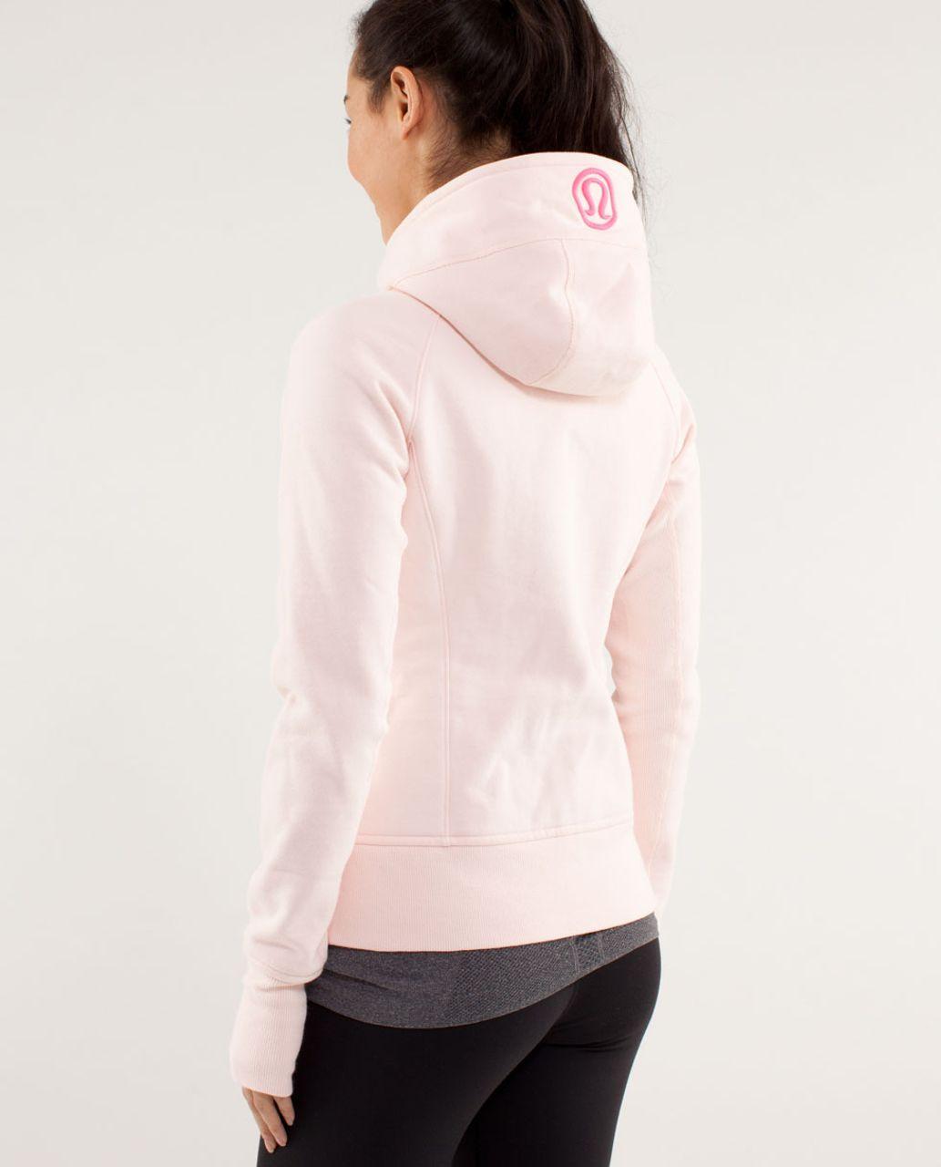 Lululemon Scuba Hoodie *Stretch (Lined Hood) - Parfait Pink