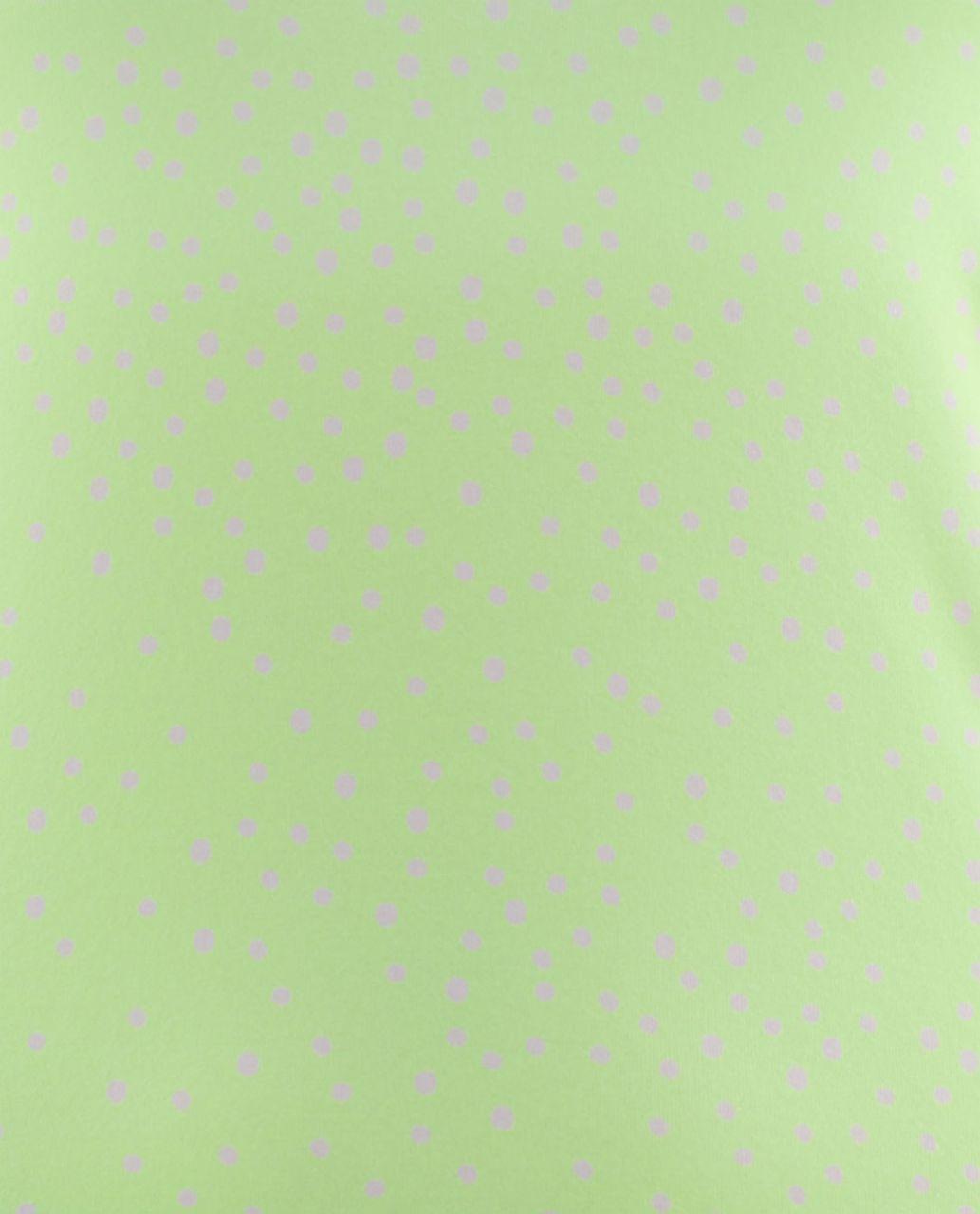 Lululemon Cool Racerback - Petit Dot Faded Zap