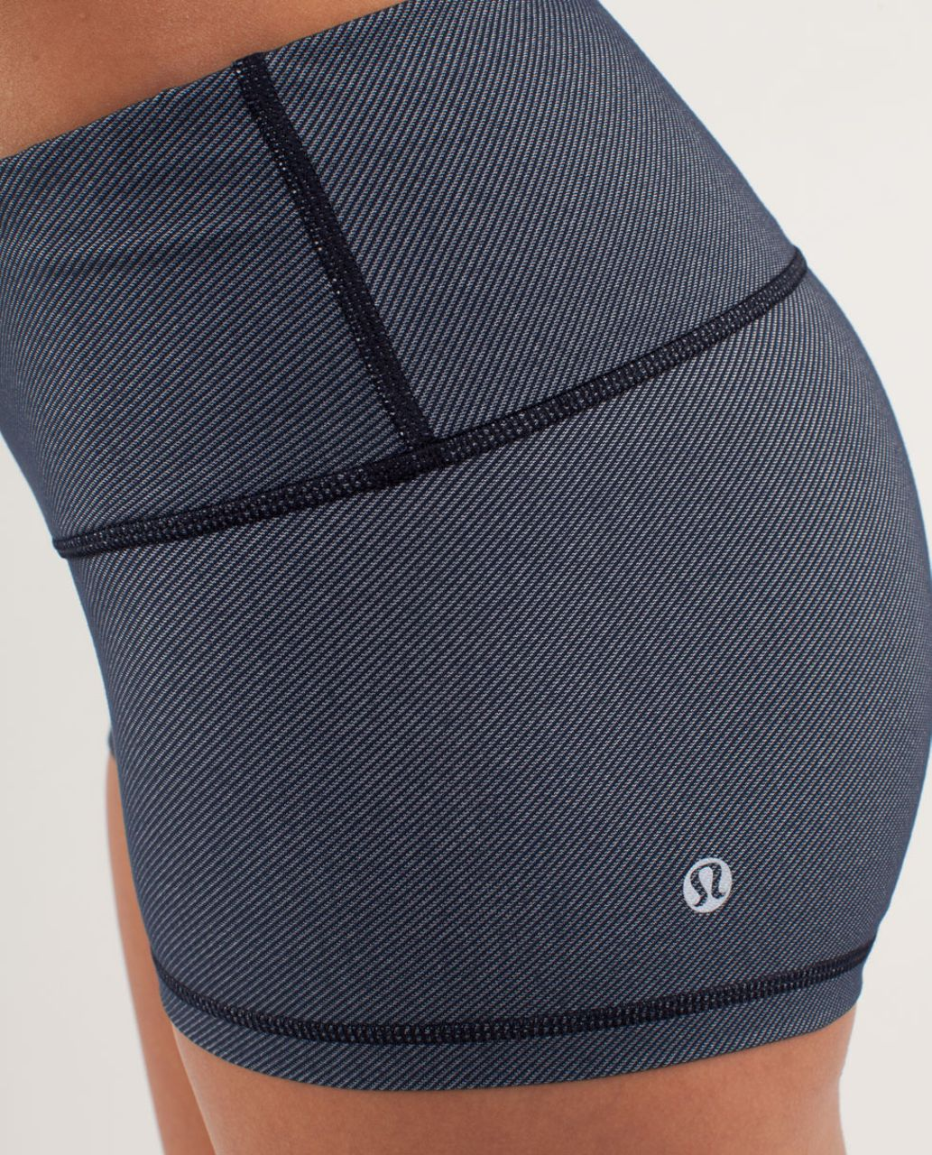 Lululemon Boogie Short *Denim - Inkwell