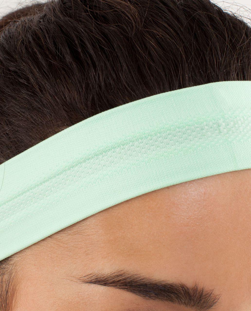 Lululemon Swiftly Headband - Fresh Teal