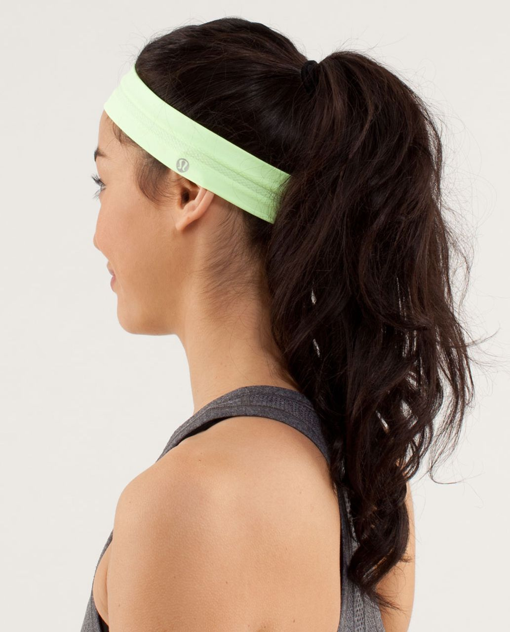 Lululemon Swiftly Headband - Faded Zap