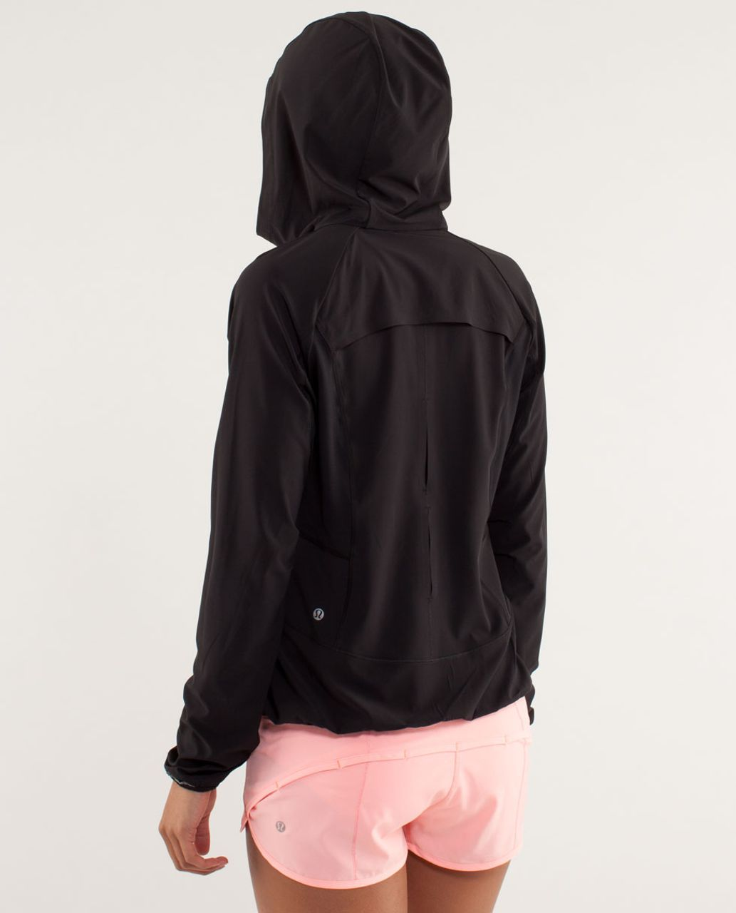 9bfc144feab33 Lululemon Run  Stash   Dash Pullover - Black - lulu fanatics