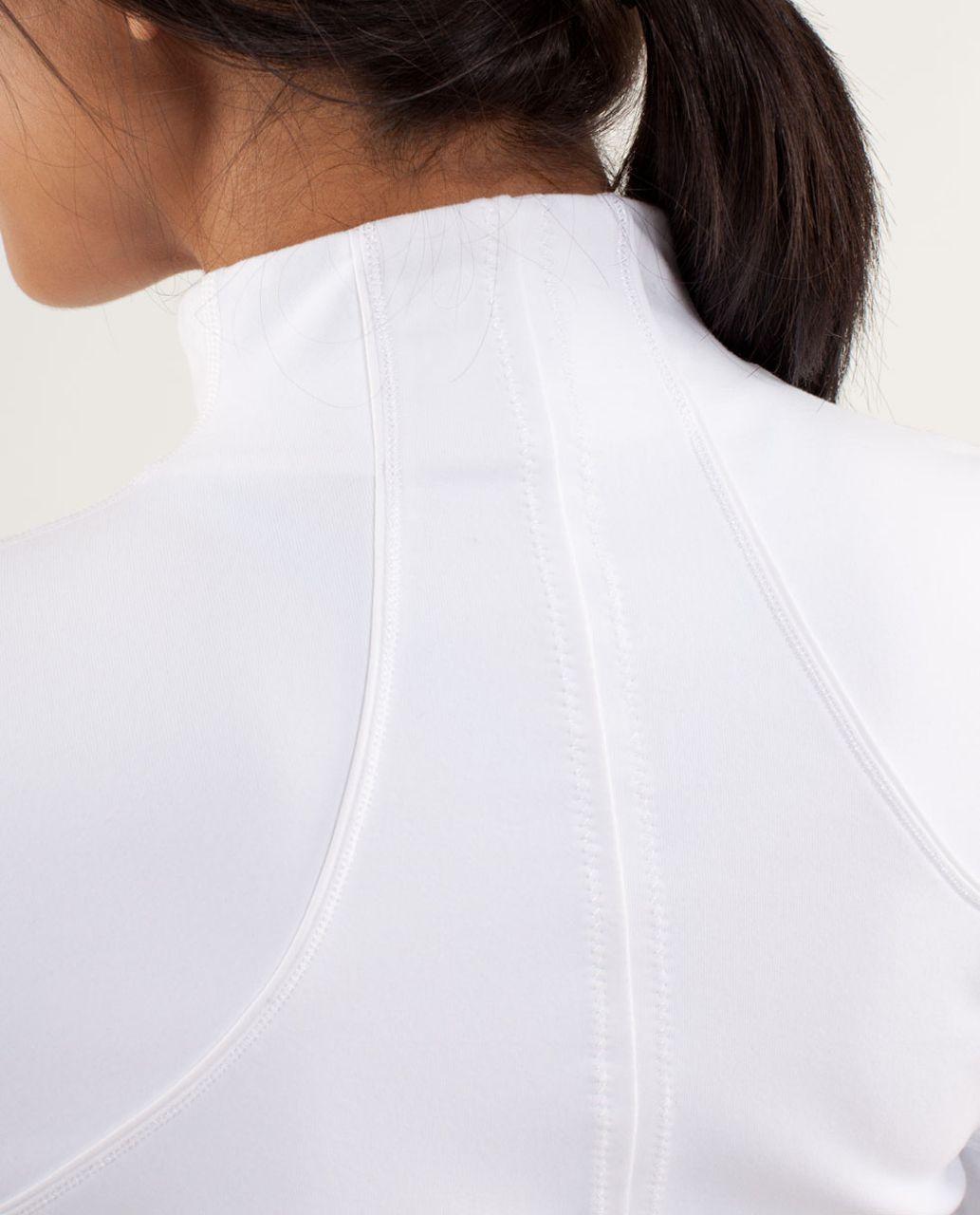 Lululemon Forme Jacket - White