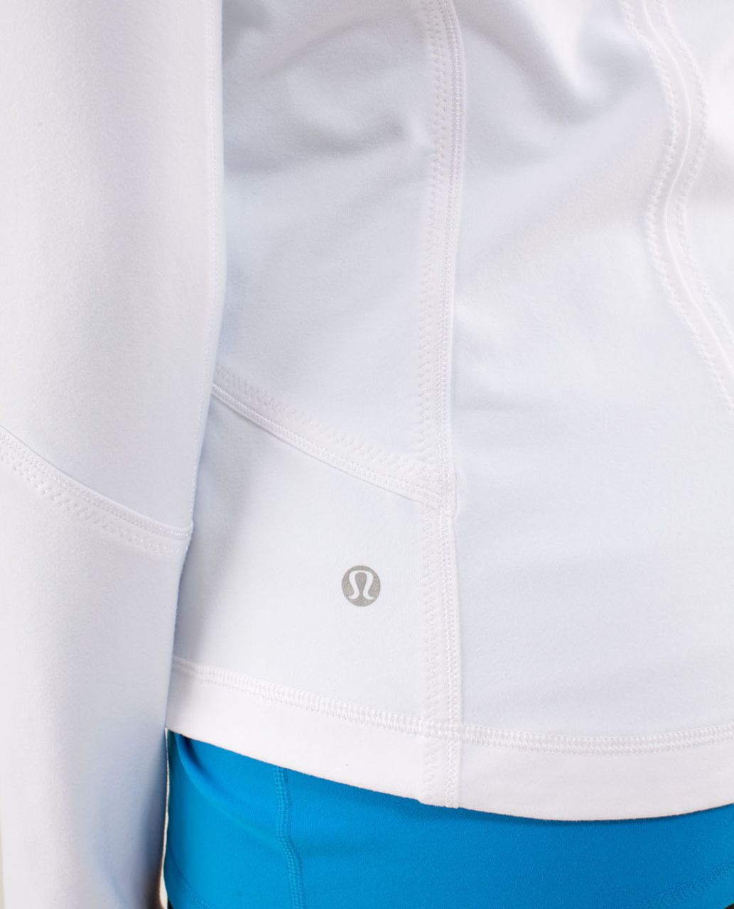 Lululemon Forme Jacket - White