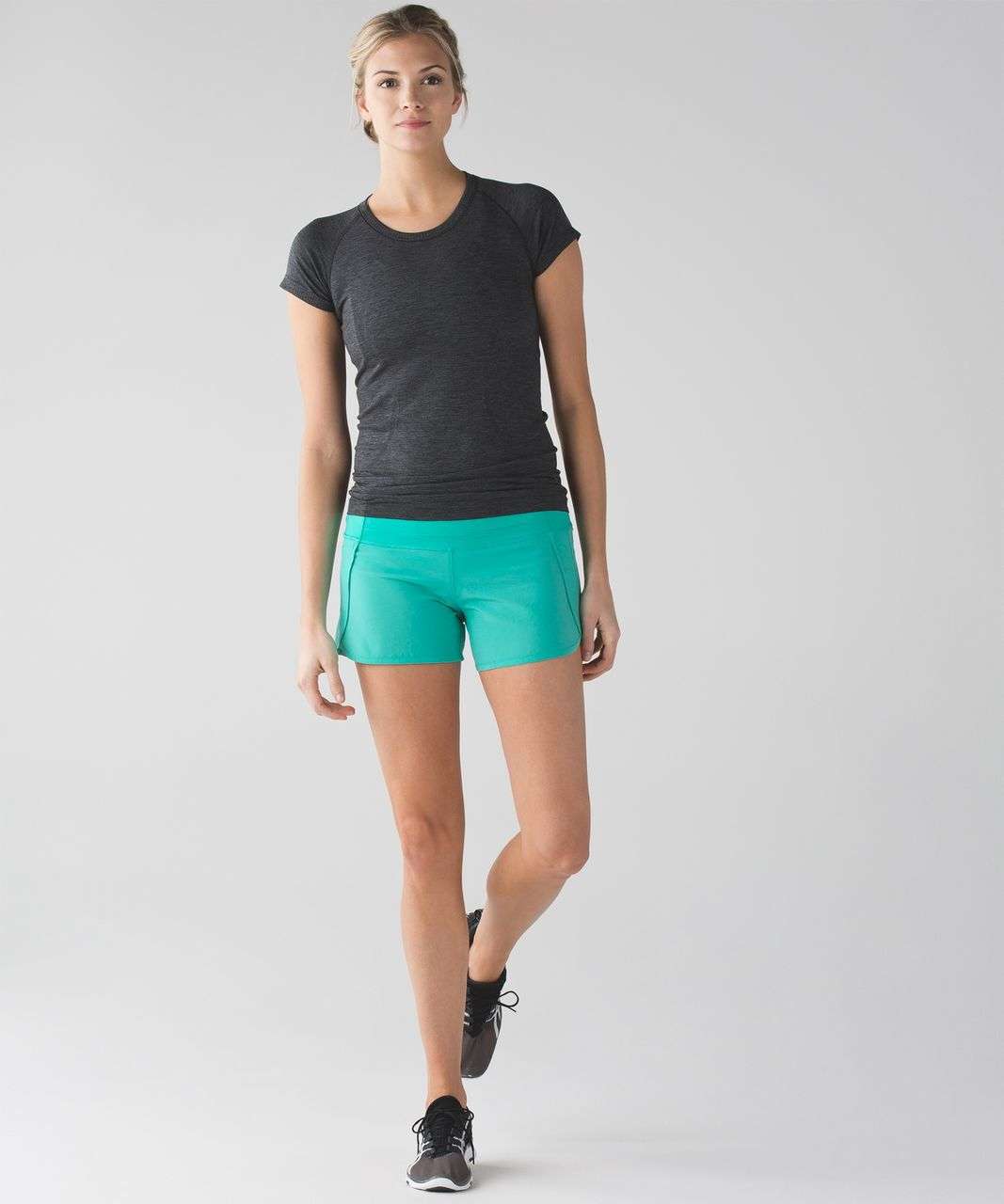Lululemon Run Times Short *4-way Stretch - Bali Breeze