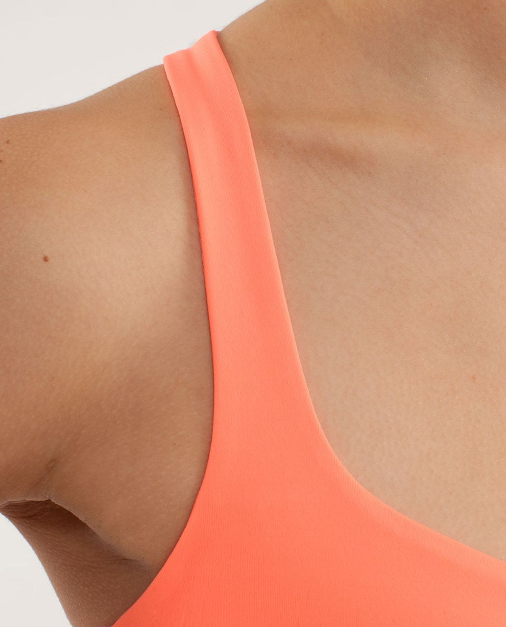 Lululemon Free To Be Bra - Pop Orange (First Release)