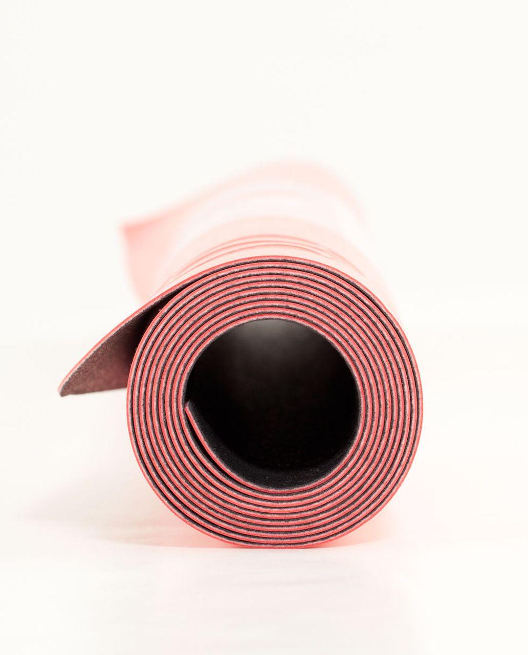 Lululemon The Un Mat - Bubble Gum / Black