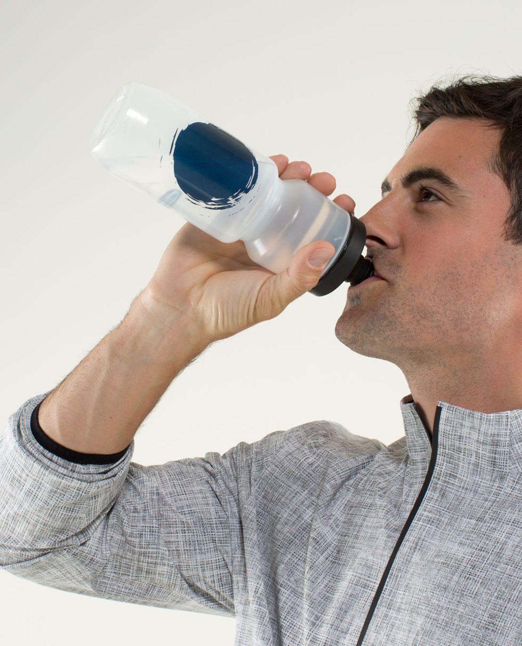 Lululemon Purist Cycling Water Bottle II - Spot Dot Inkwell