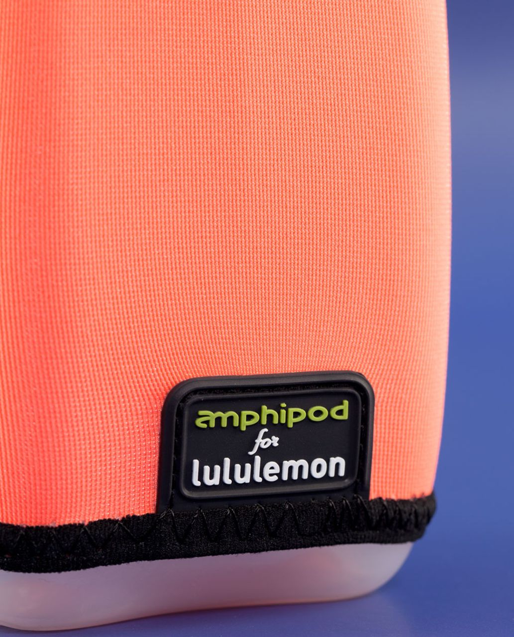 Lululemon Hydraform Handheld Hydration - Pop Orange / Bleached Coral