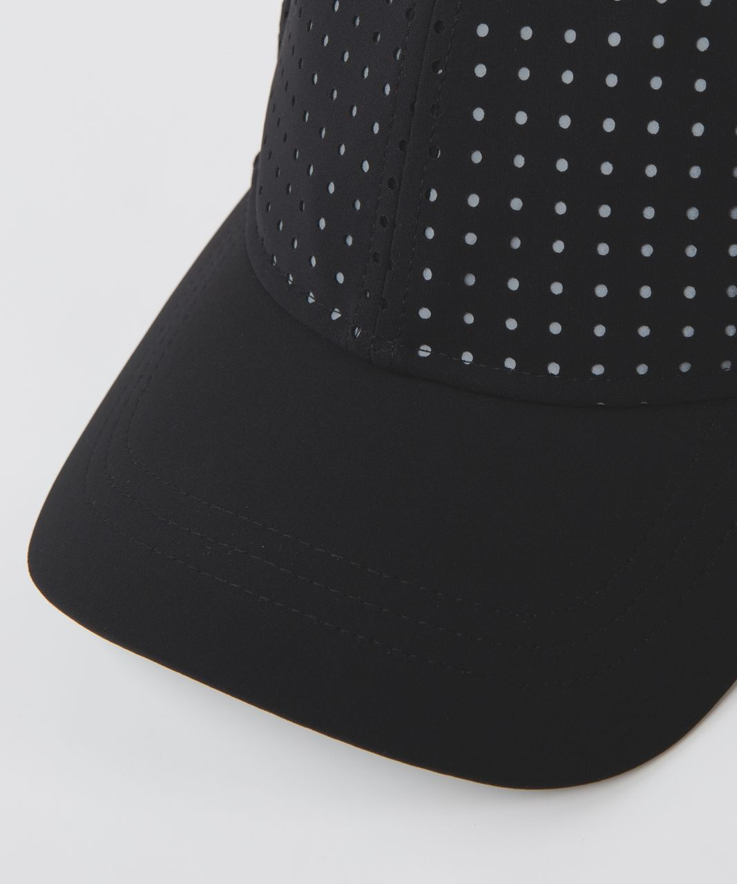 Lululemon Baller Hat *Perforated - Black / Black