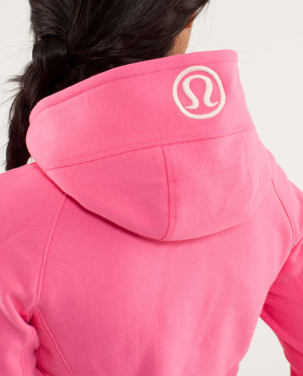 Lululemon Scuba Hoodie *Stretch (Lined Hood) - Pinkelicious