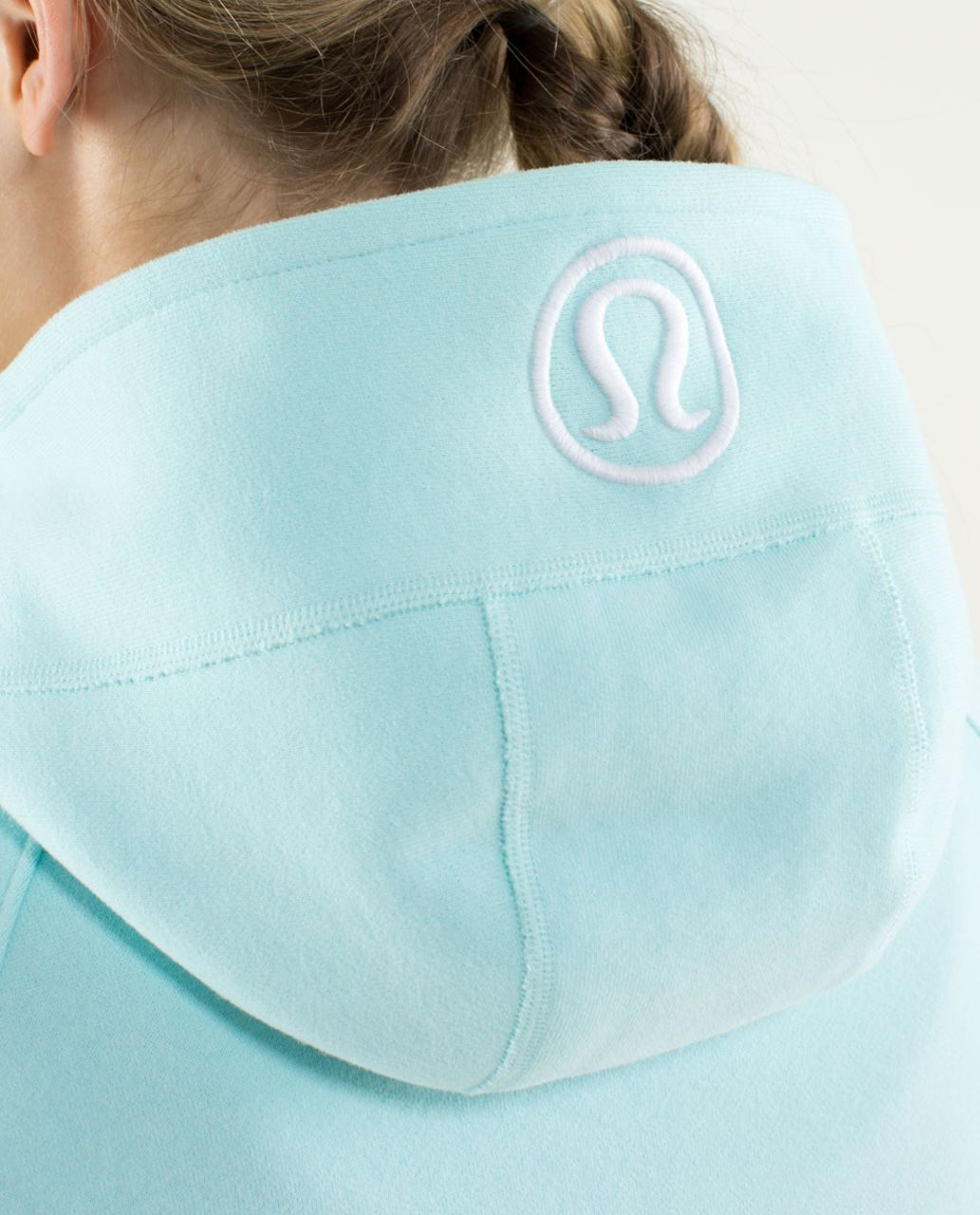 Lululemon Scuba Hoodie *Stretch (Lined Hood) - Aquamarine