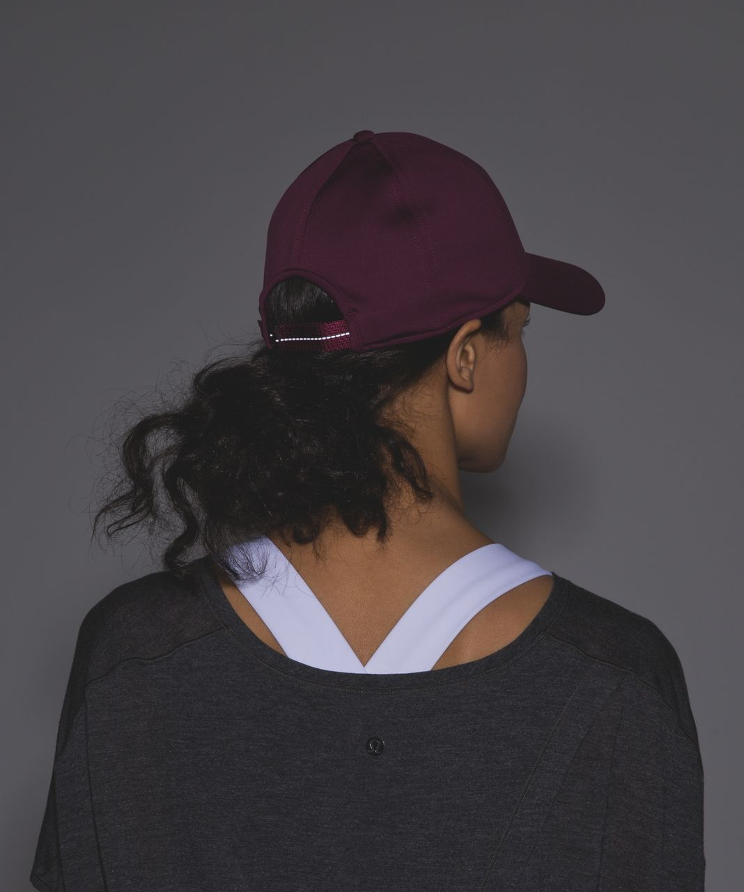 Lululemon Baller Hat - Red Grape / Dandy Digie Multi