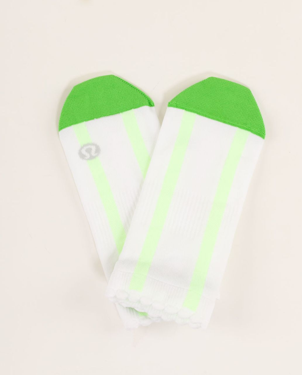 Lululemon Run For Ice Cream Sock - Banana Split Frond