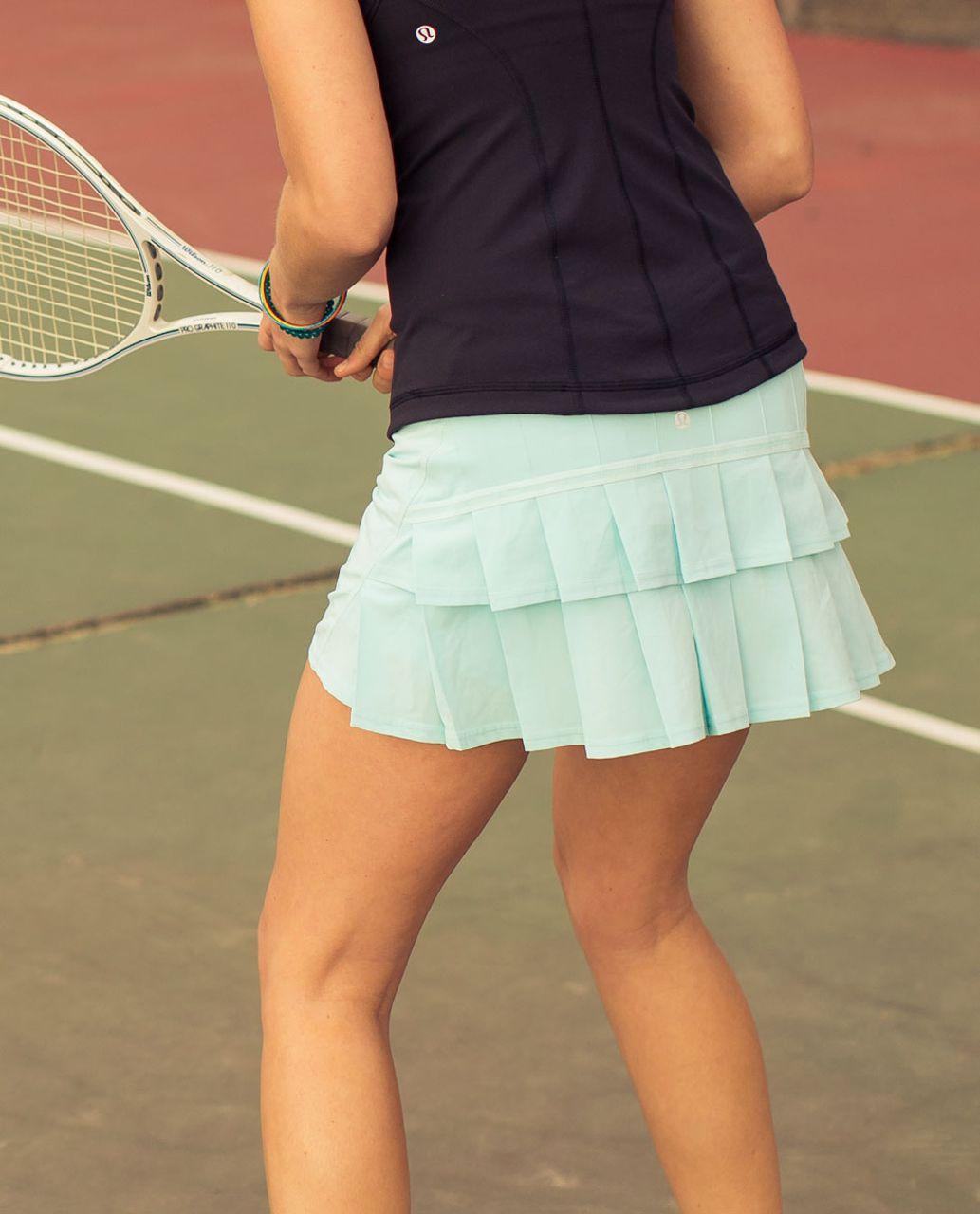 Lululemon Run:  Pace Setter Skirt (Regular) - Aquamarine