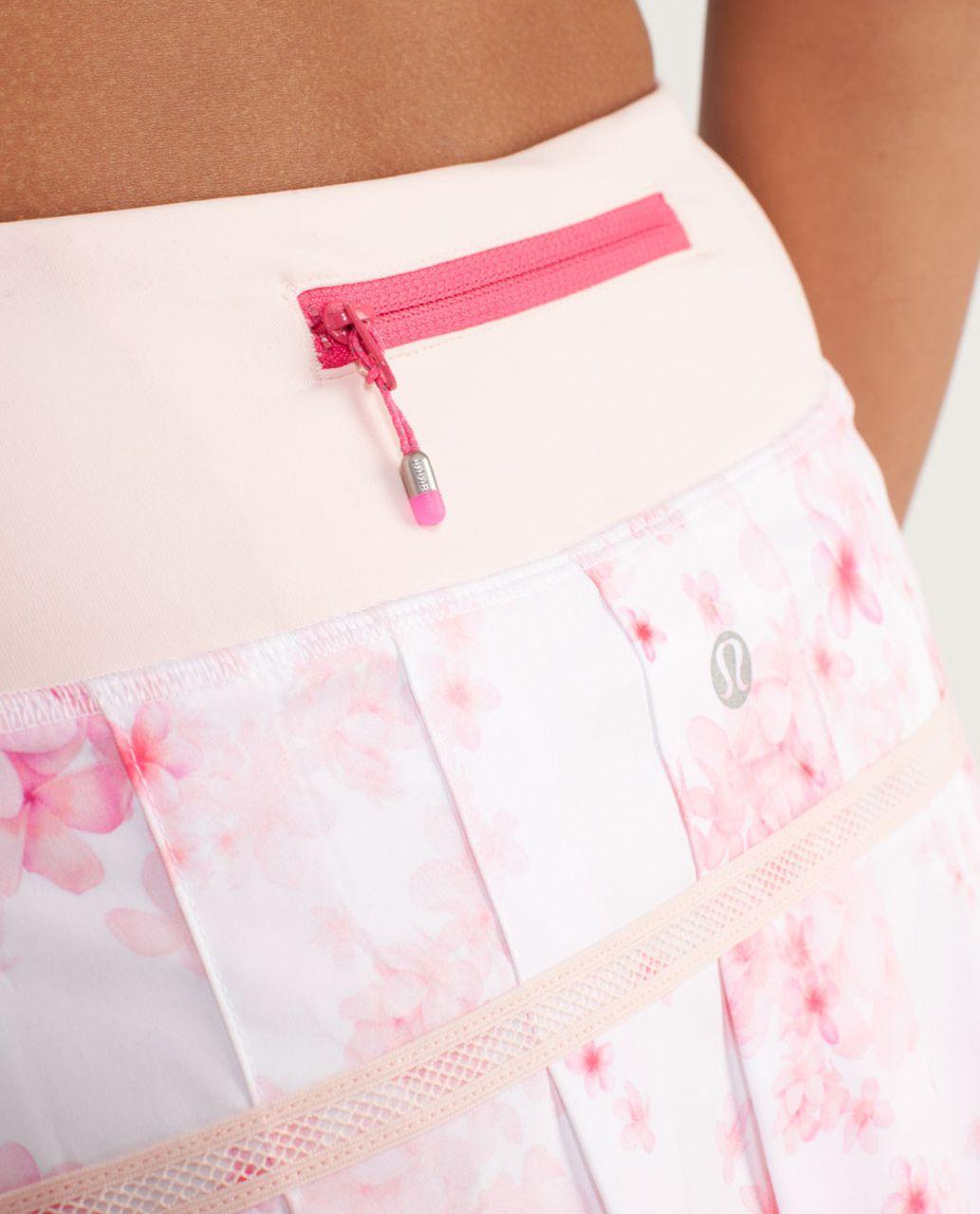 Lululemon Run:  Pace Setter Skirt (Tall) - Frangipani Parfait Pink / Parfait Pink