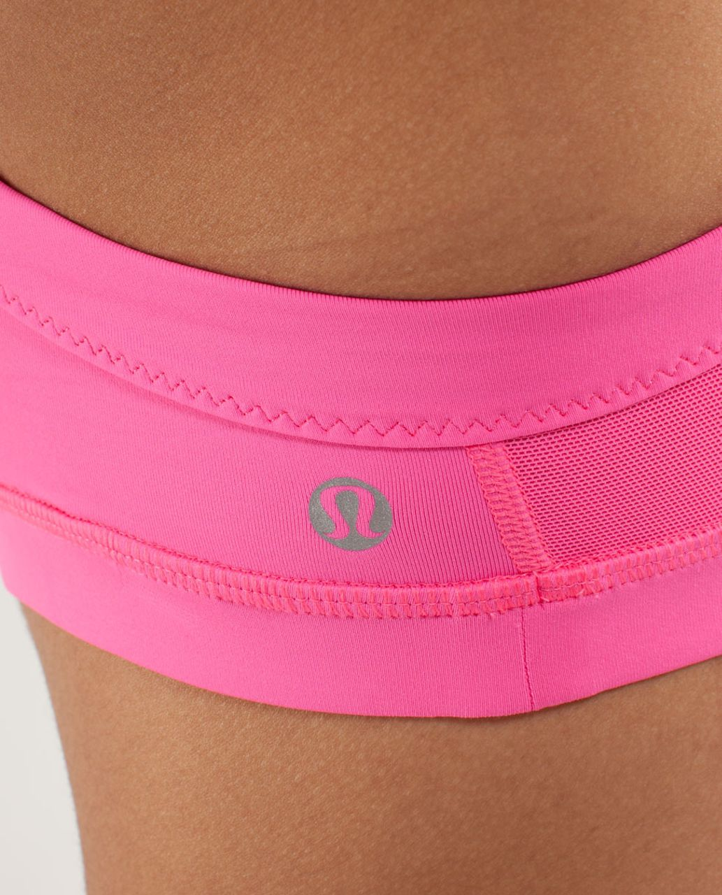 Lululemon Run:  Sprint Bra - Pinkelicious