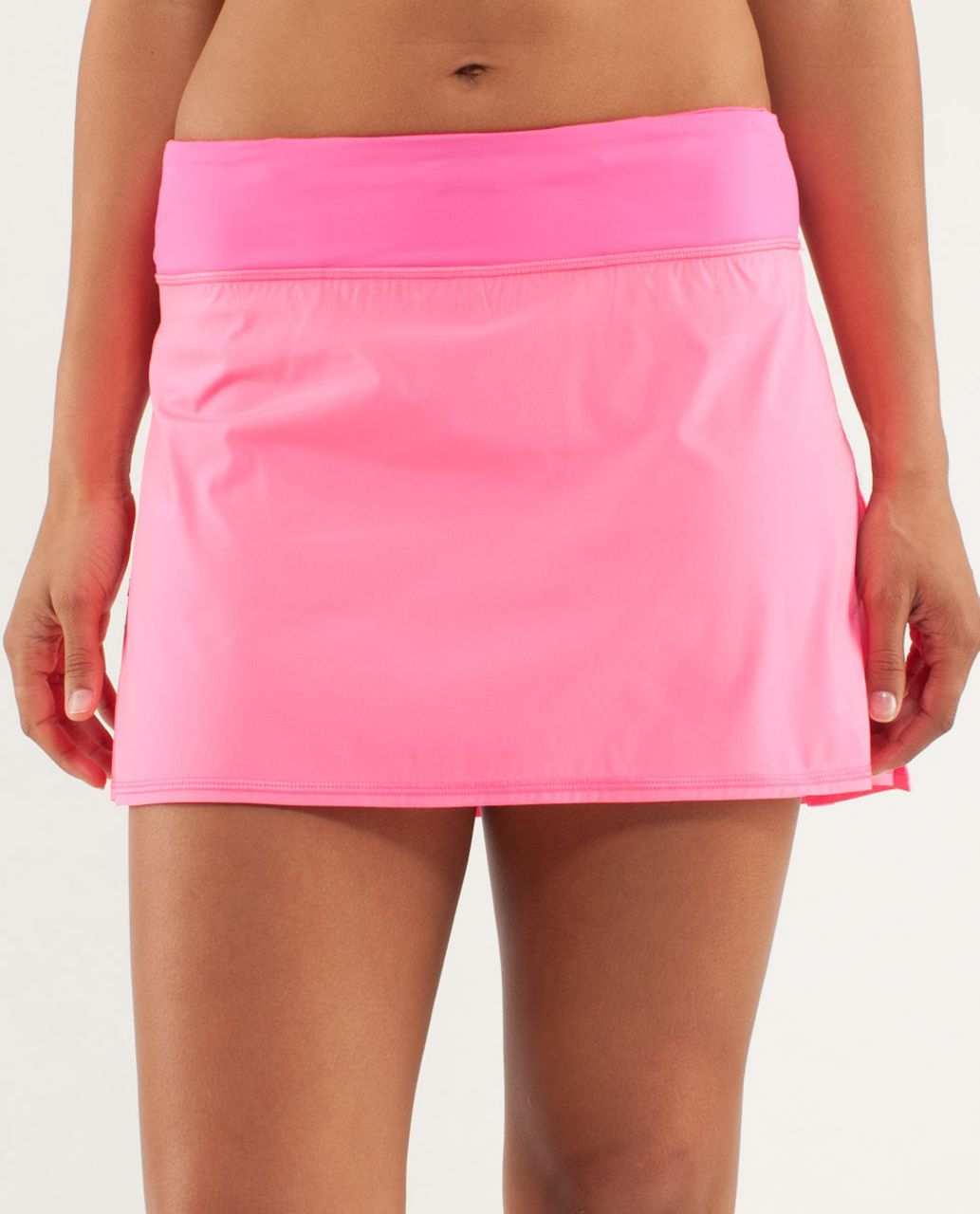 Lululemon Run:  Pace Setter Skirt (Tall) - Pinkelicious
