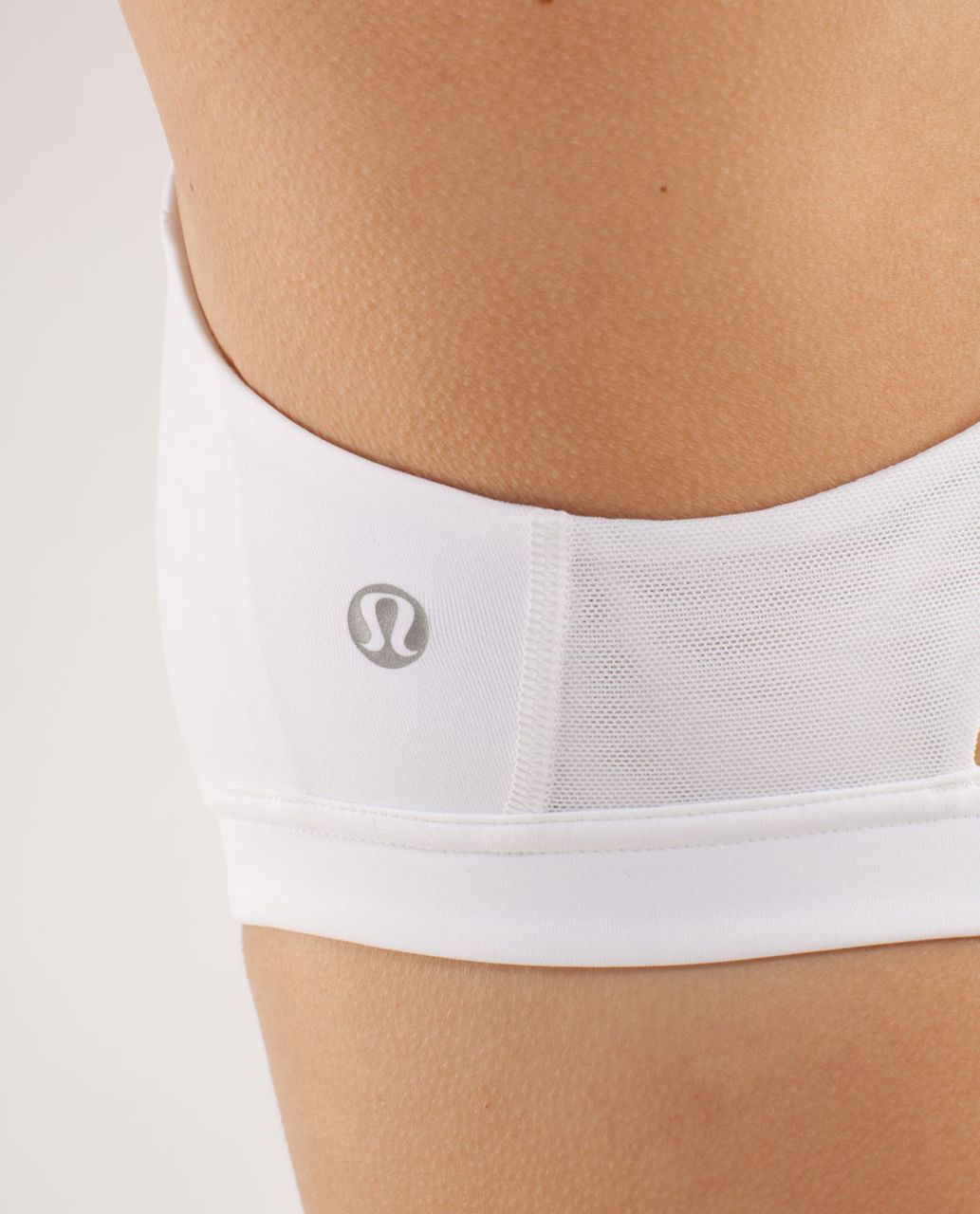 Lululemon Run:  Hook Me Up Bra - White