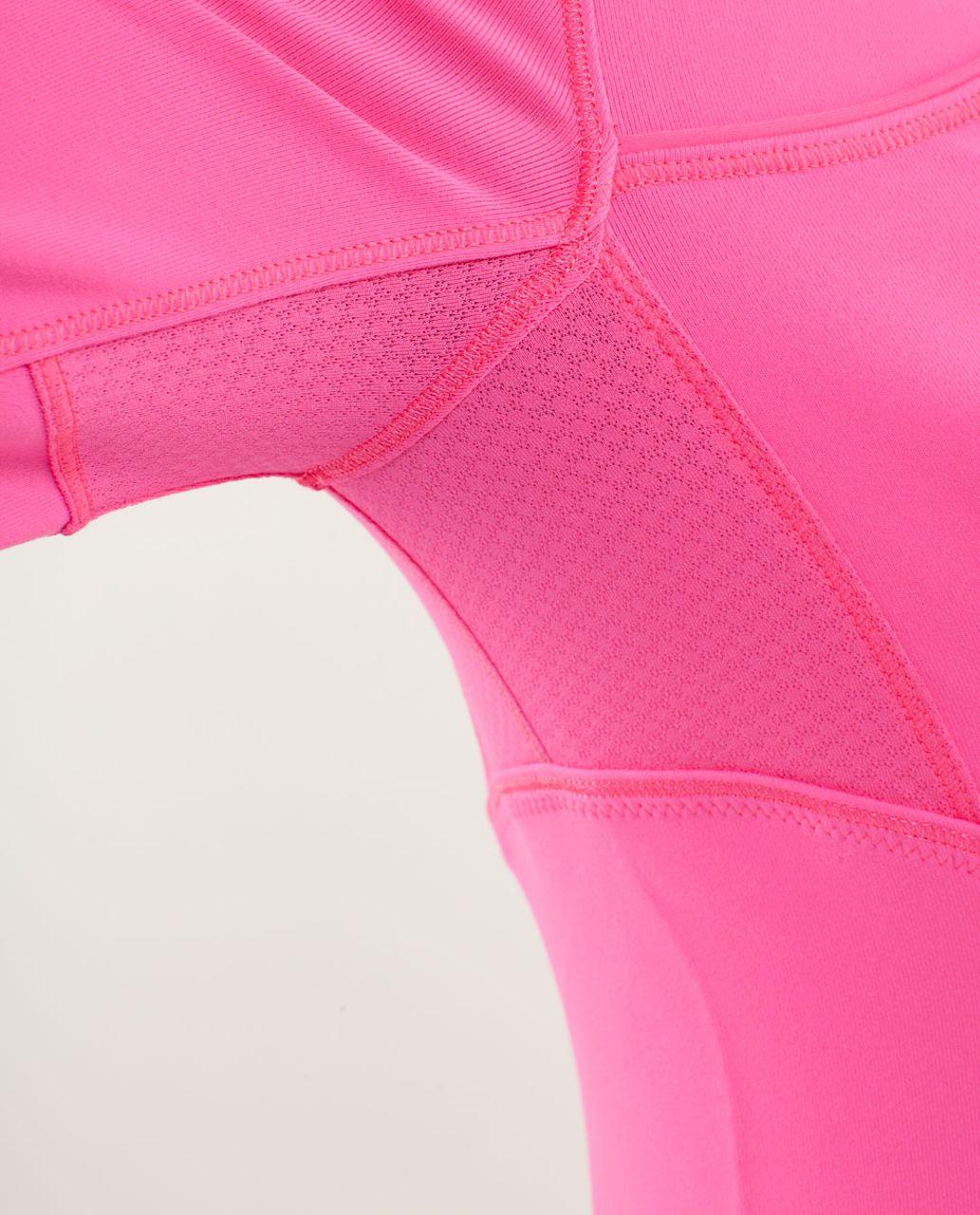 Lululemon Forme Jacket - Pinkelicious