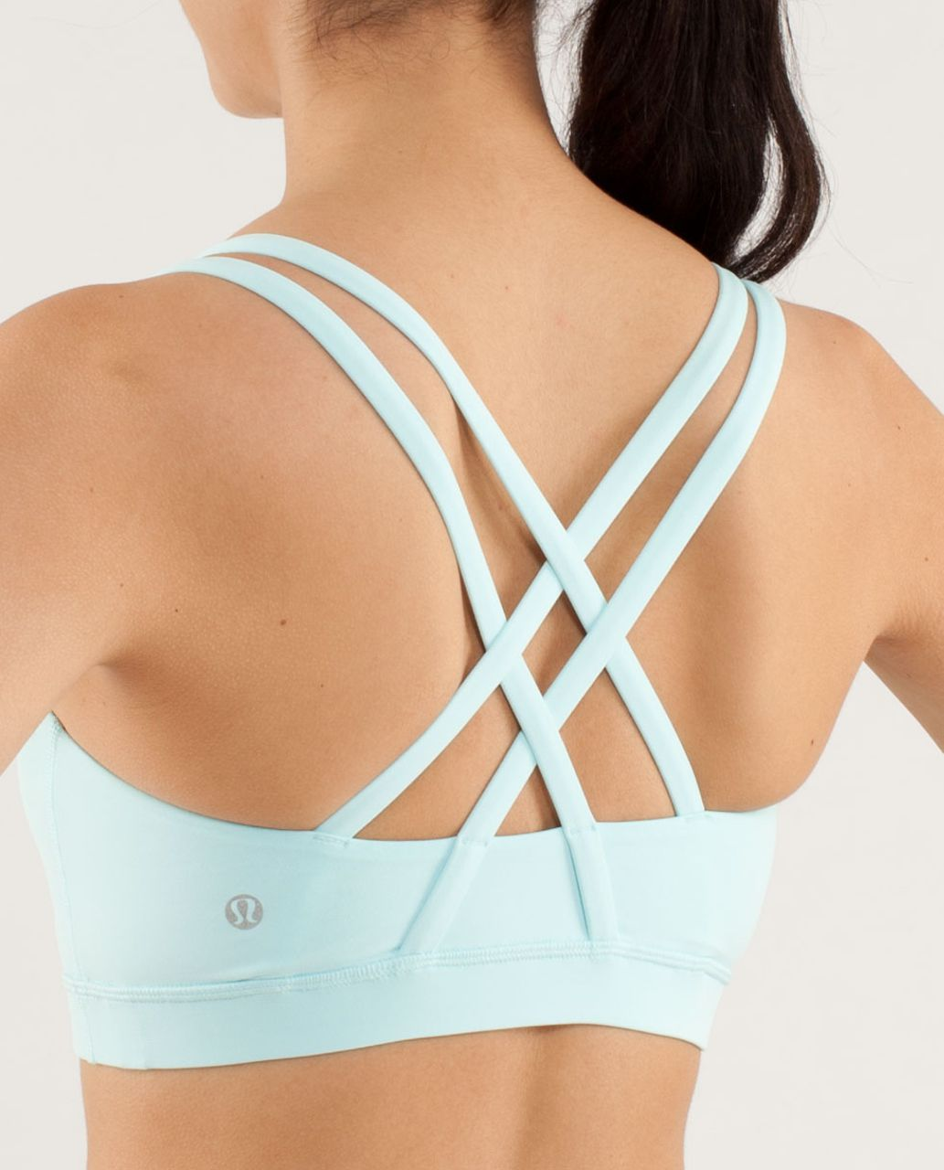 Lululemon Energy Bra - Aquamarine
