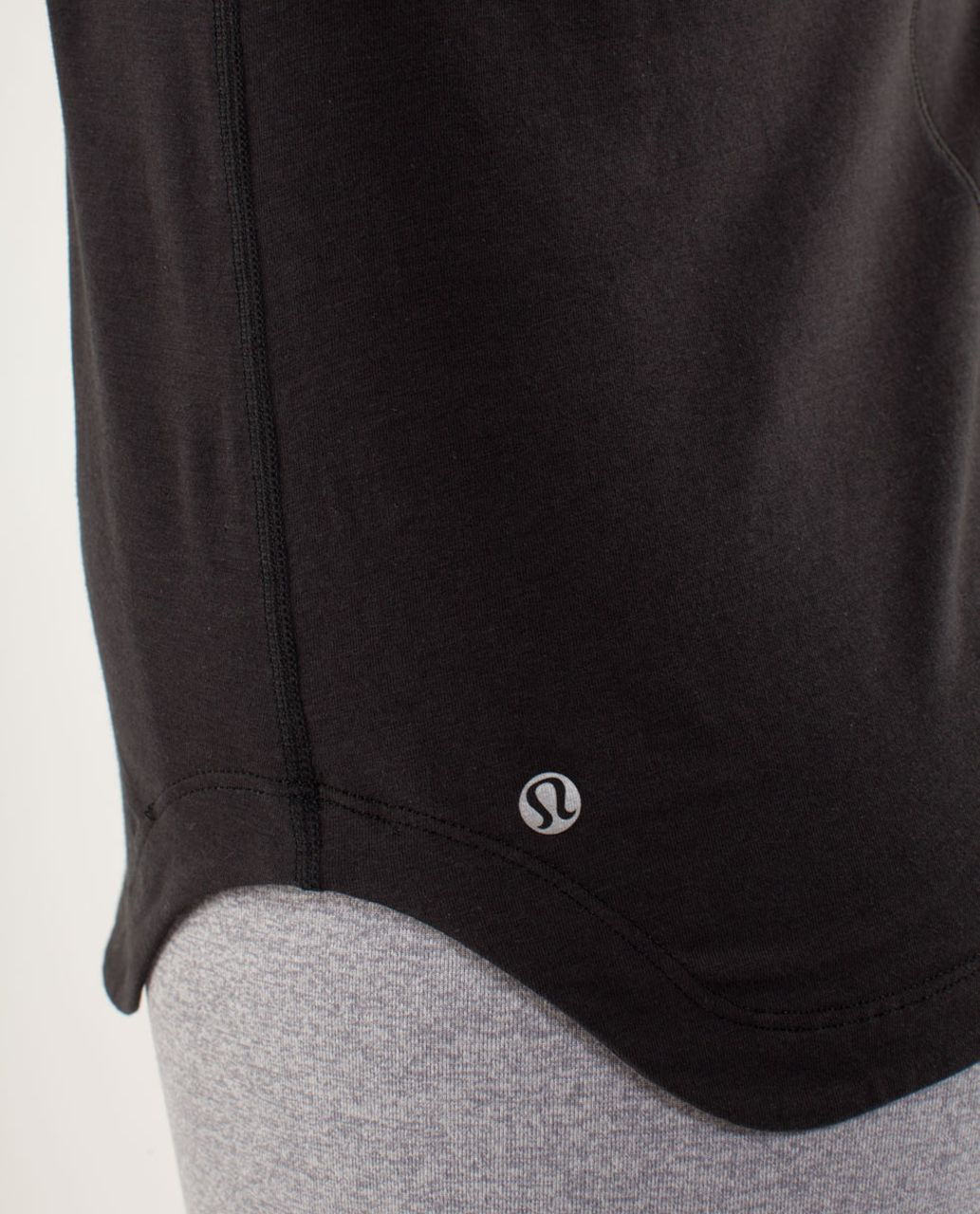 Lululemon Clari-Tee Short Sleeve - Black