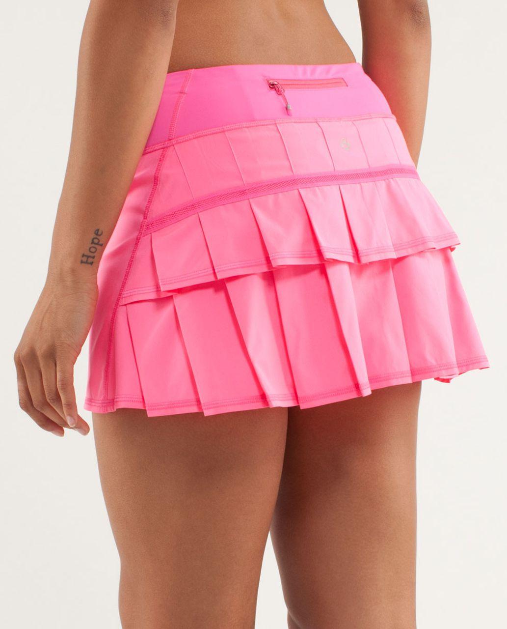 Lululemon Run:  Pace Setter Skirt (Regular) - Pinkelicious