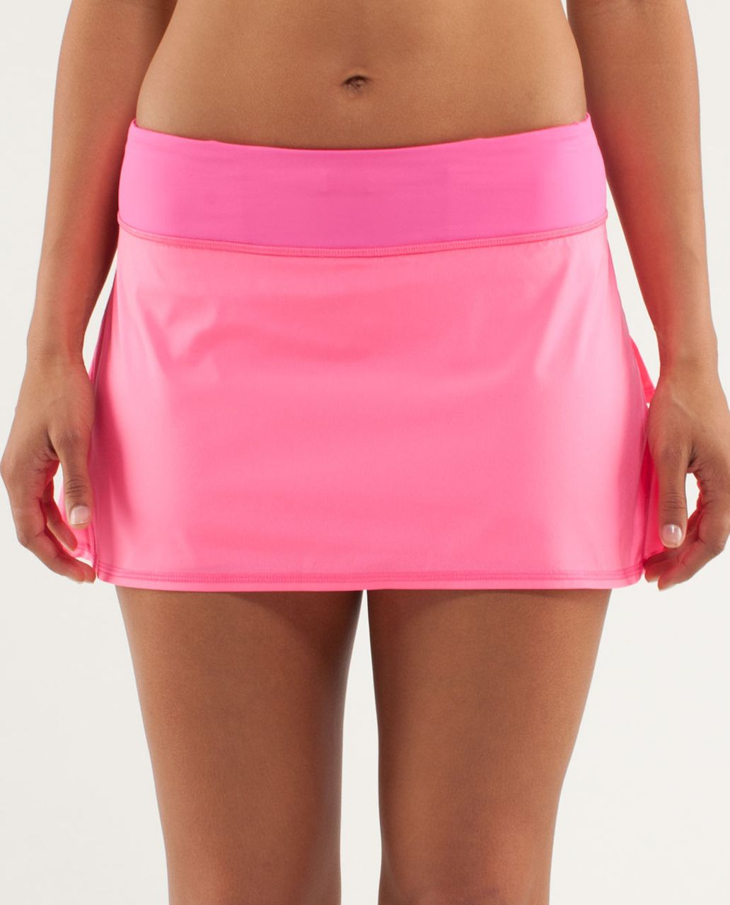 Lululemon Run:  Pace Setter Skirt (Regular) - Pinkelicious